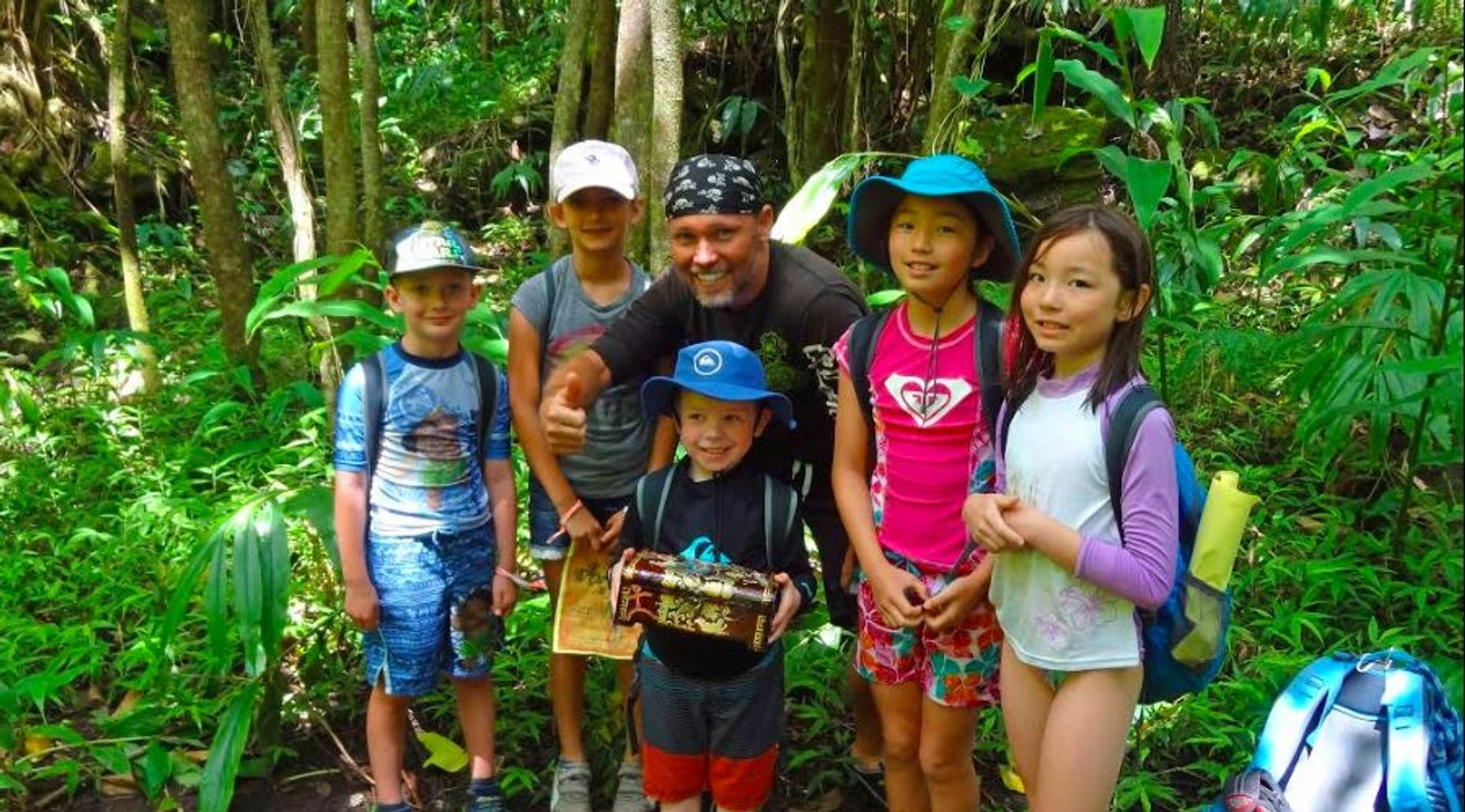 Maui Treasure Hunt Hiking Adventure
