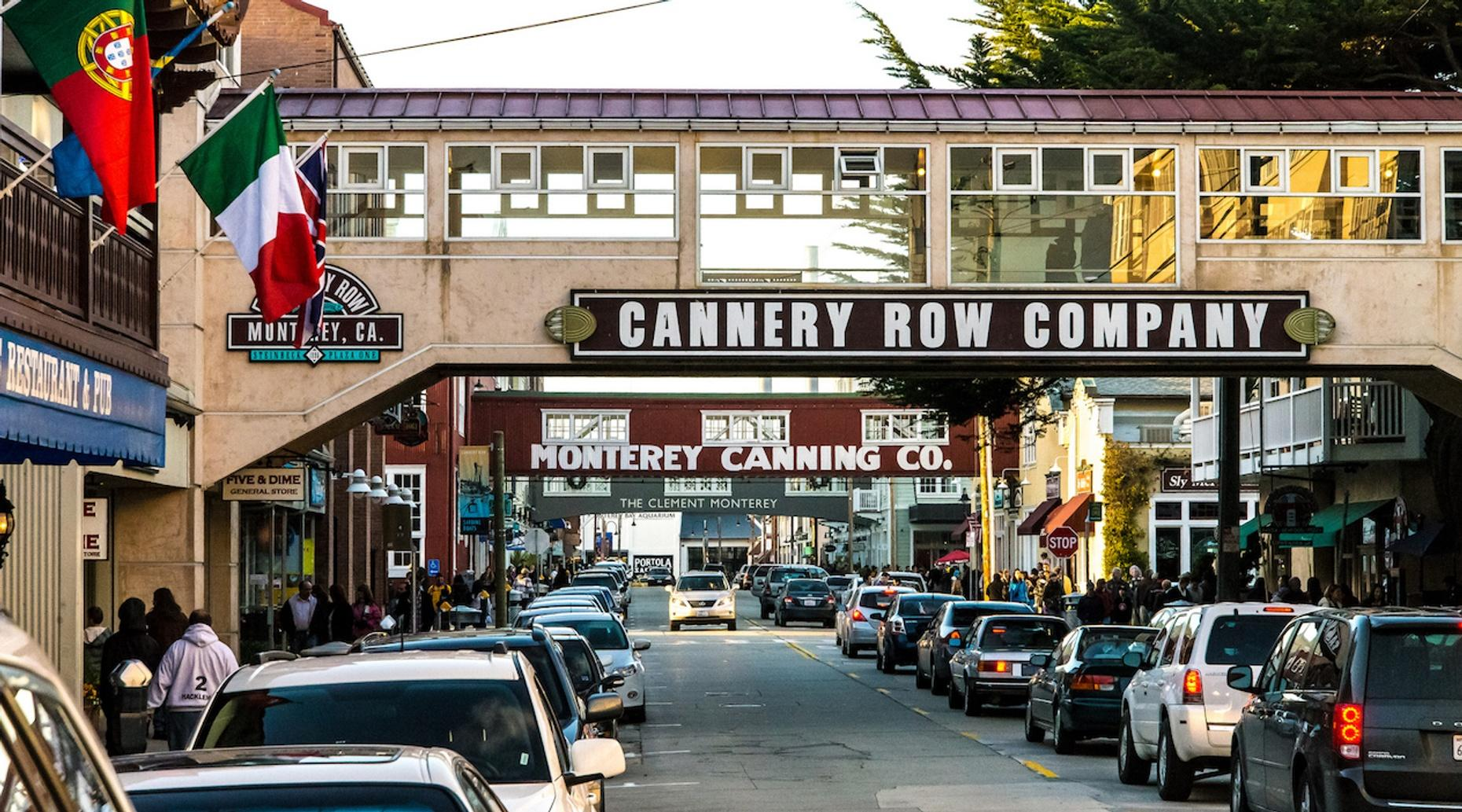 Monterey Historic Cannery Row Tour