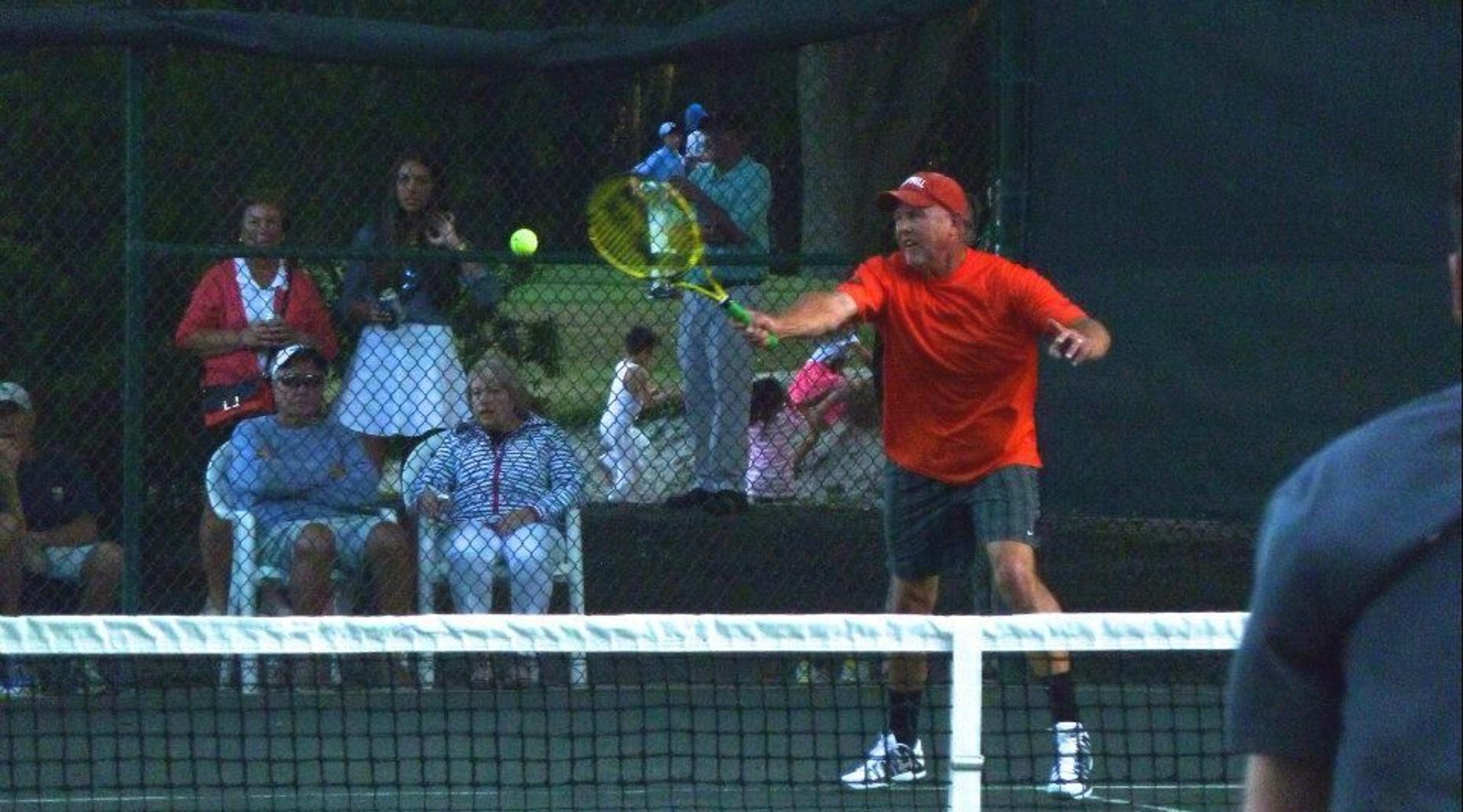 Tennis Strokes Class on Hilton Head Island