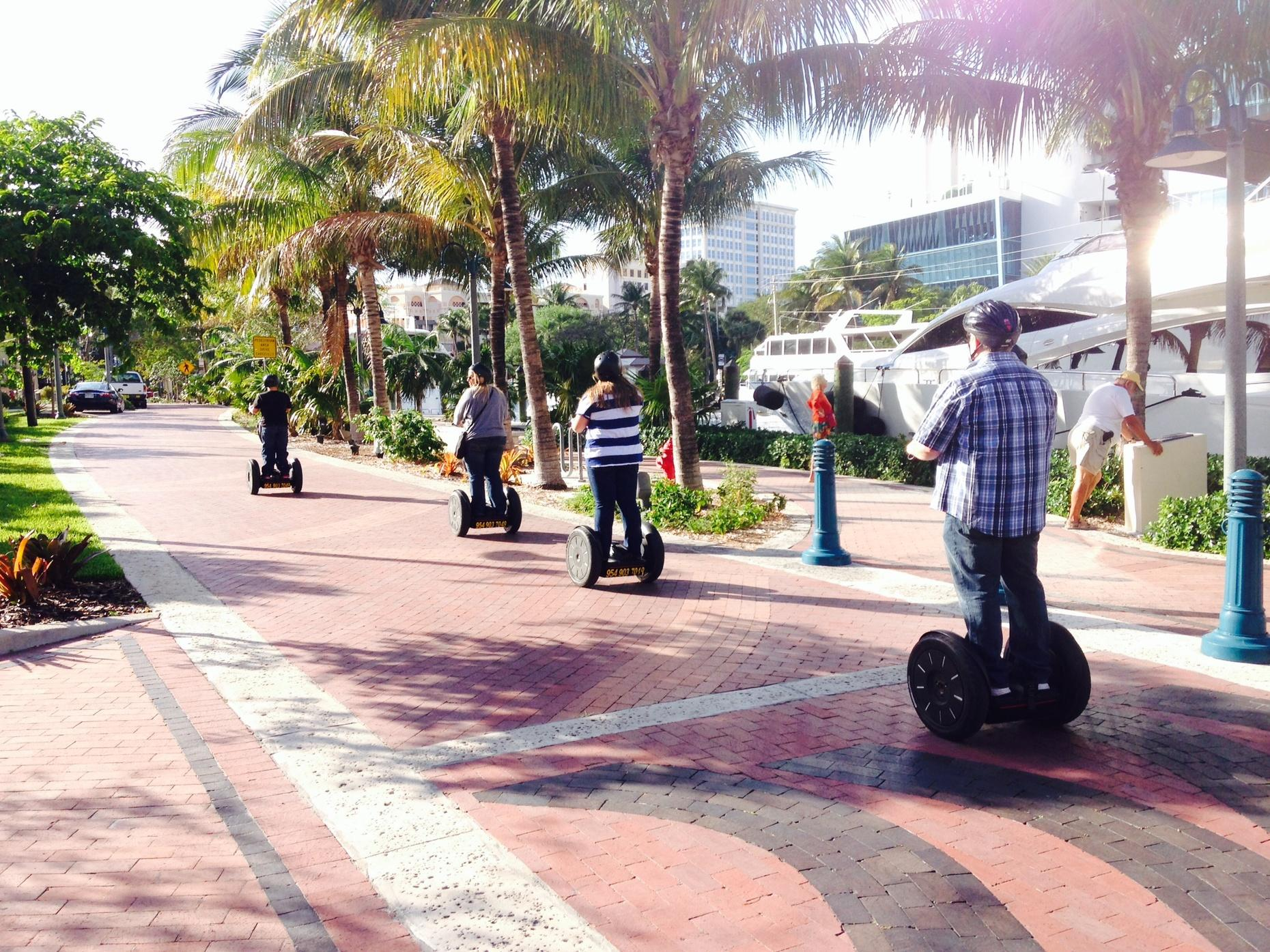 10-Mile Segway Tour of Fort Lauderdale