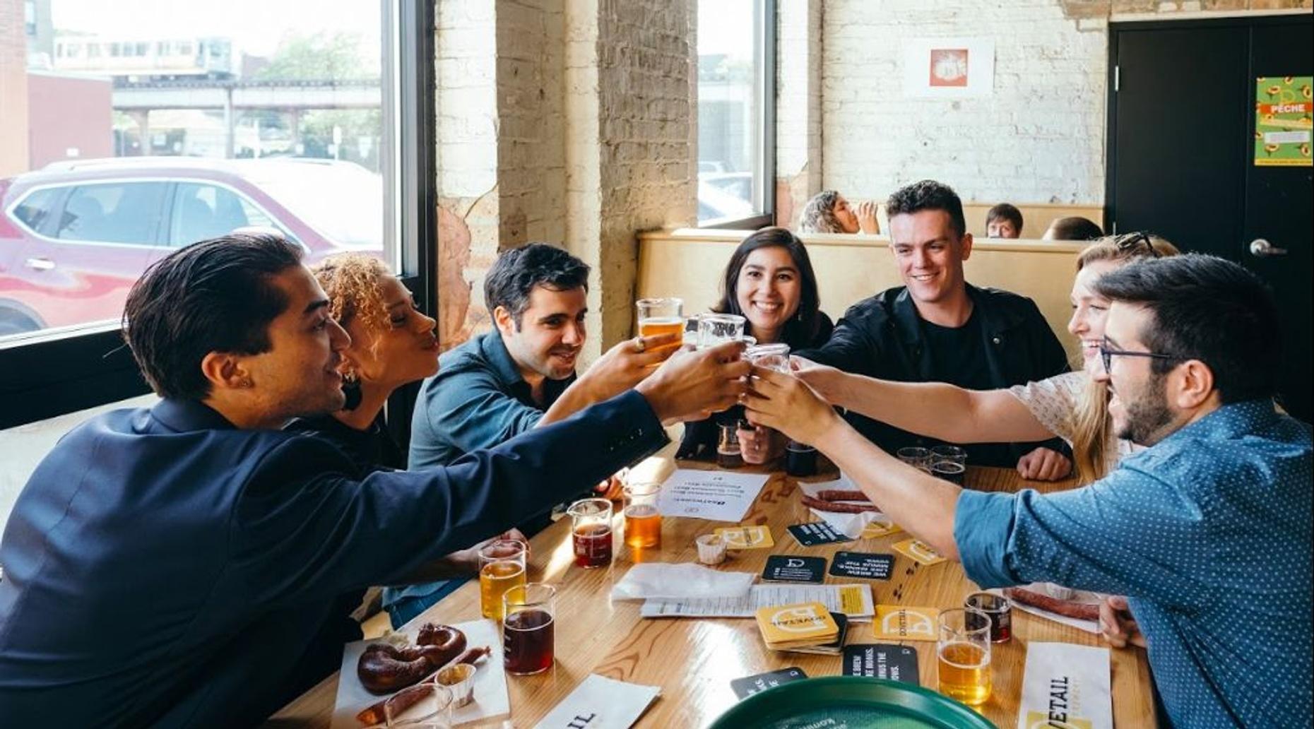 Secret Beer Tour of Chicago