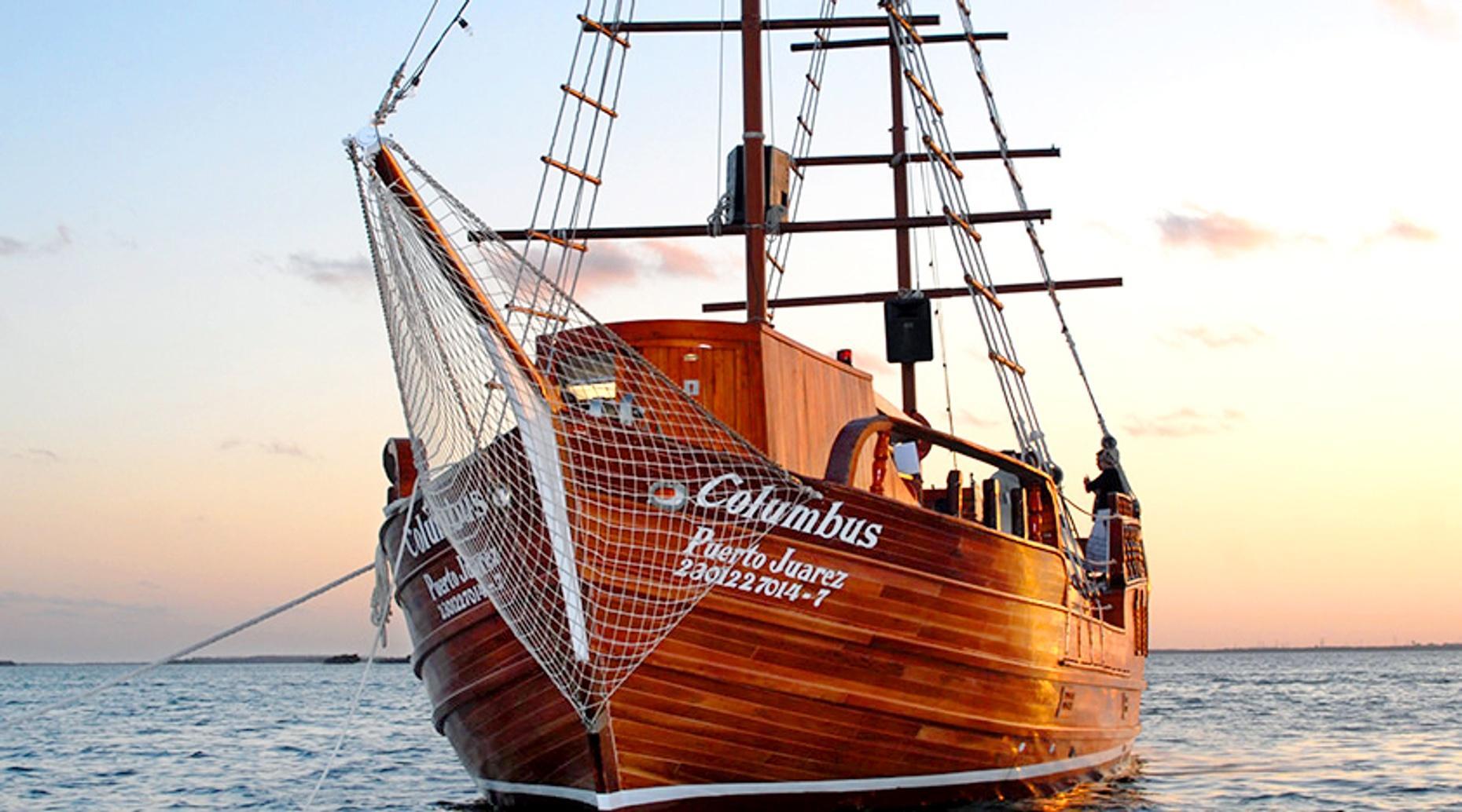 Spanish Galleon Lobster Dinner Sail
