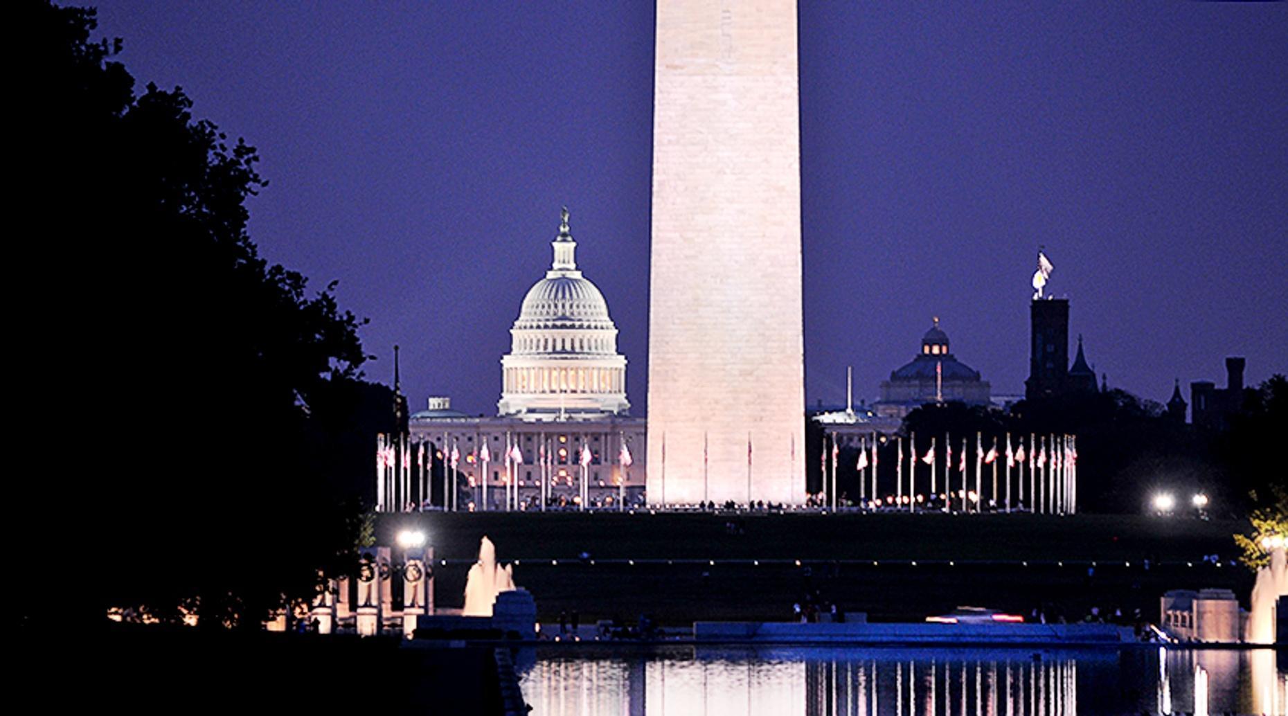 DC Monuments and Memorials Half Day Photo Safari