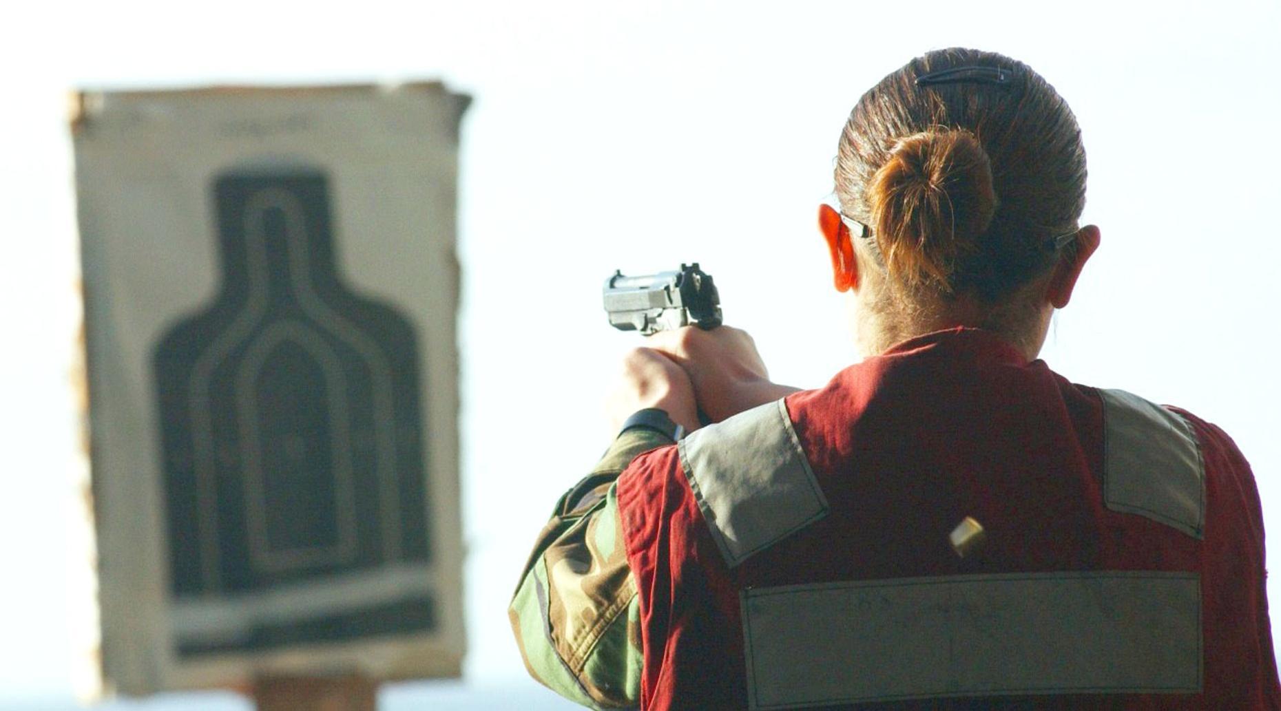 Women on Target Firearms Class in Miami