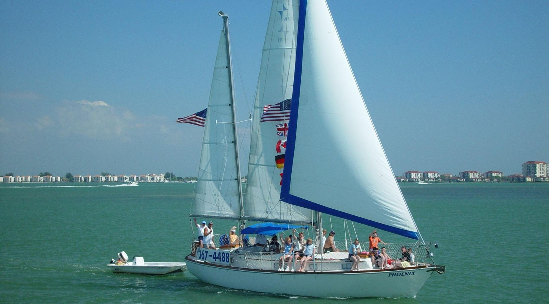 2-Hour Private Sail in Boca Ciega Bay