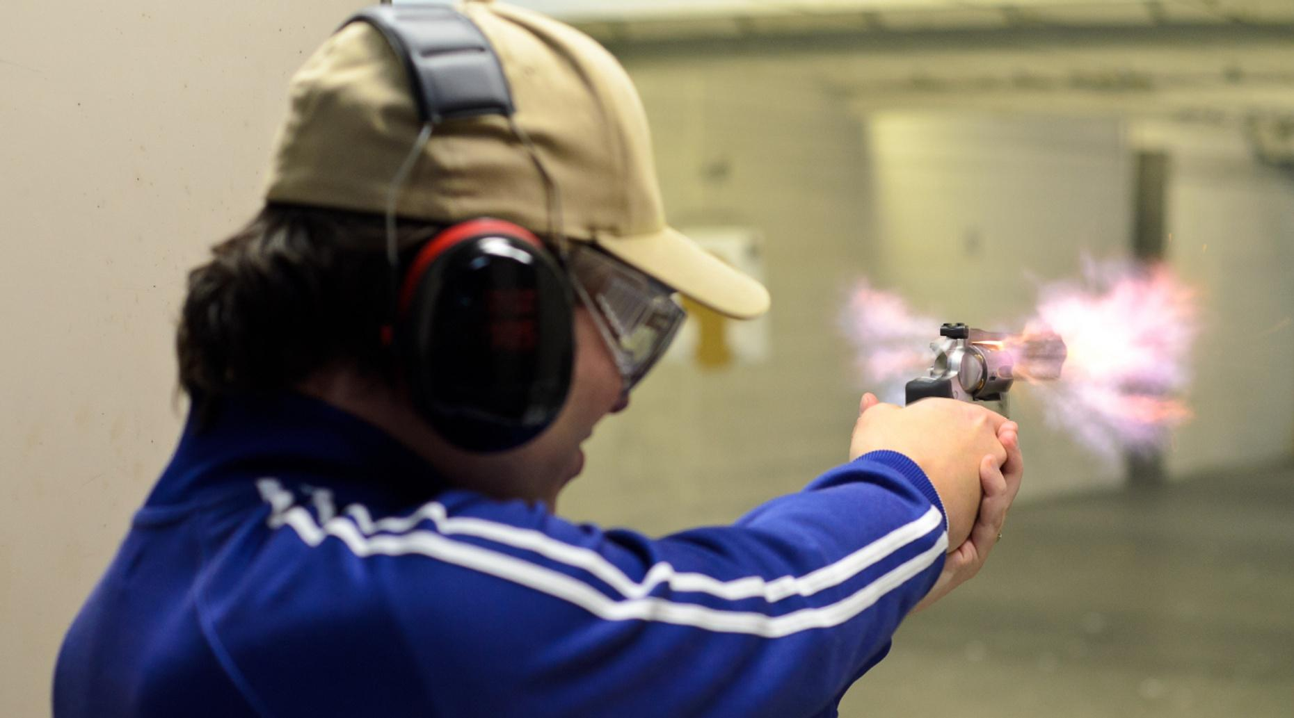 Two-Hour Beginner Shooting Lesson in Rockville