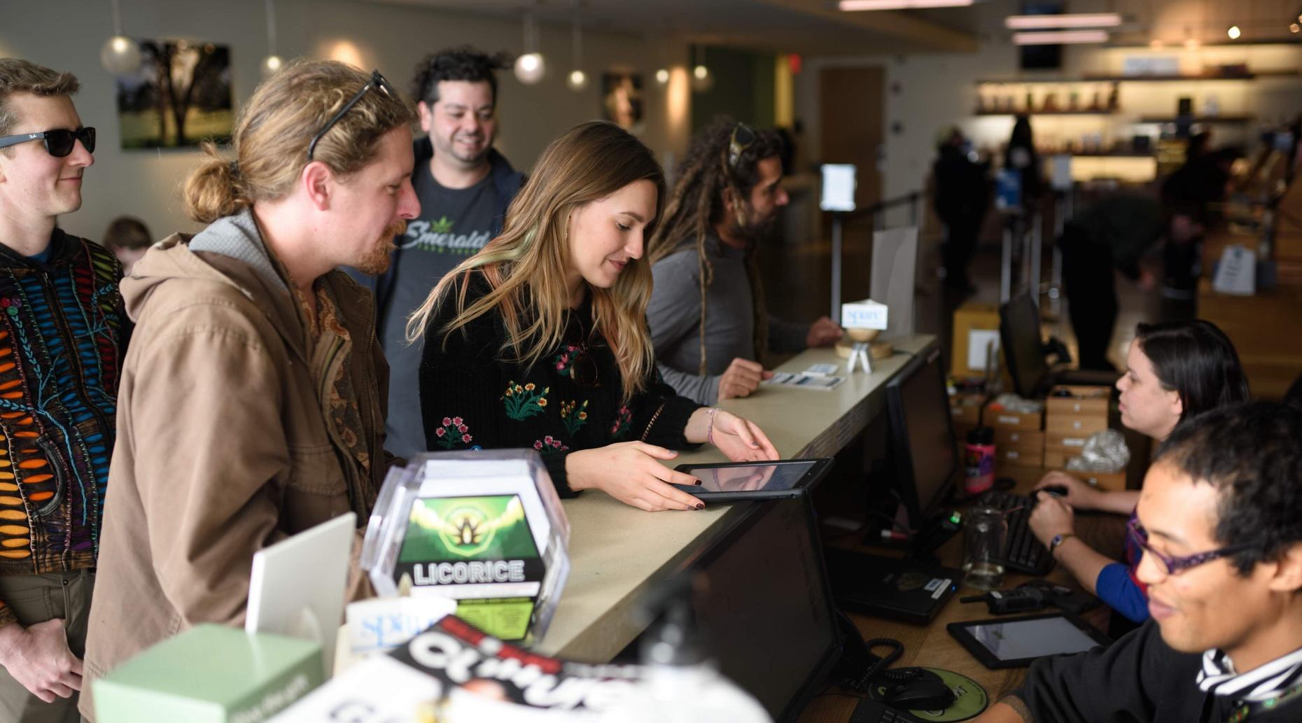 Walking Cannabis Crawl & Dispensary Tour