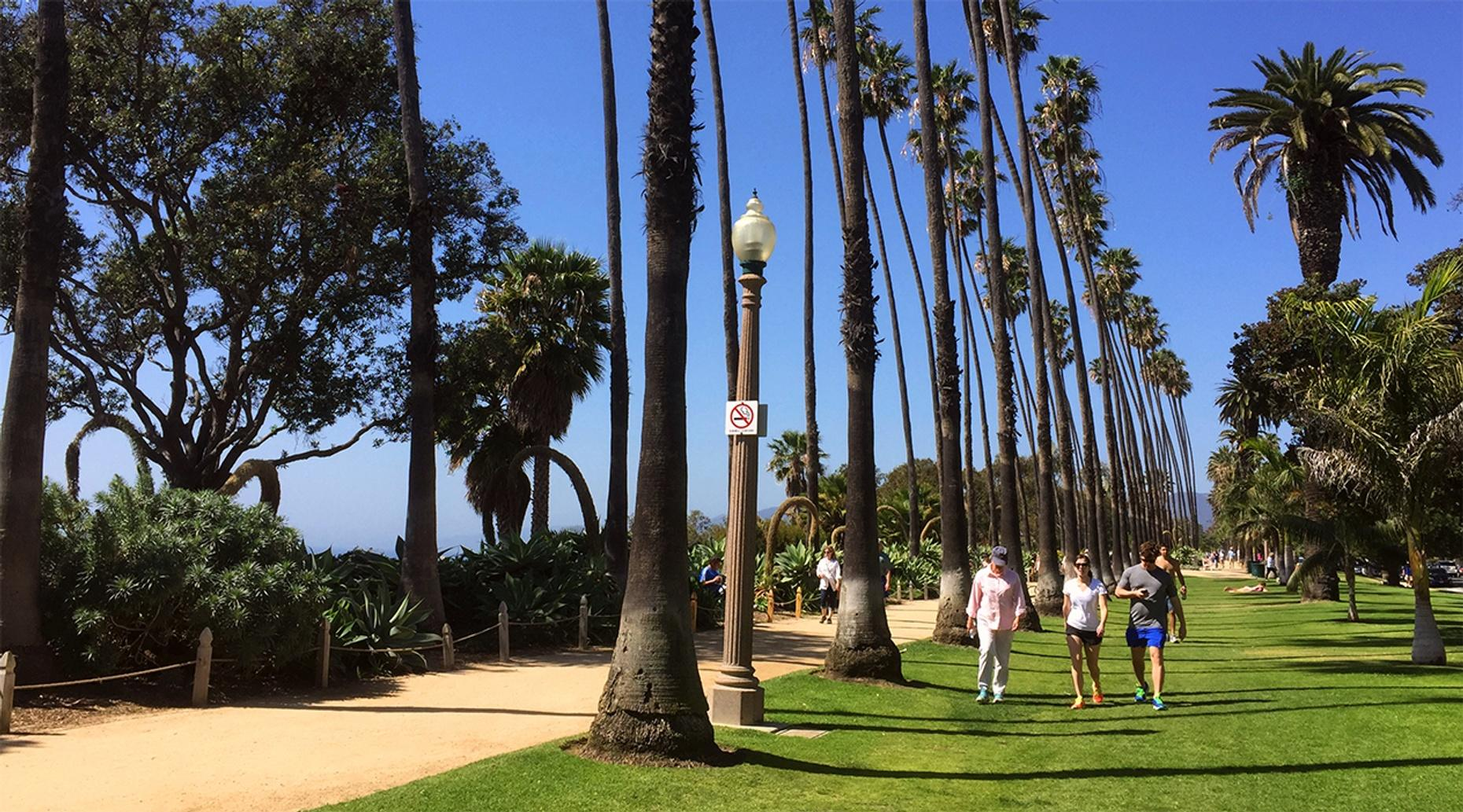 Palisades Park Tour & Painting Workshop