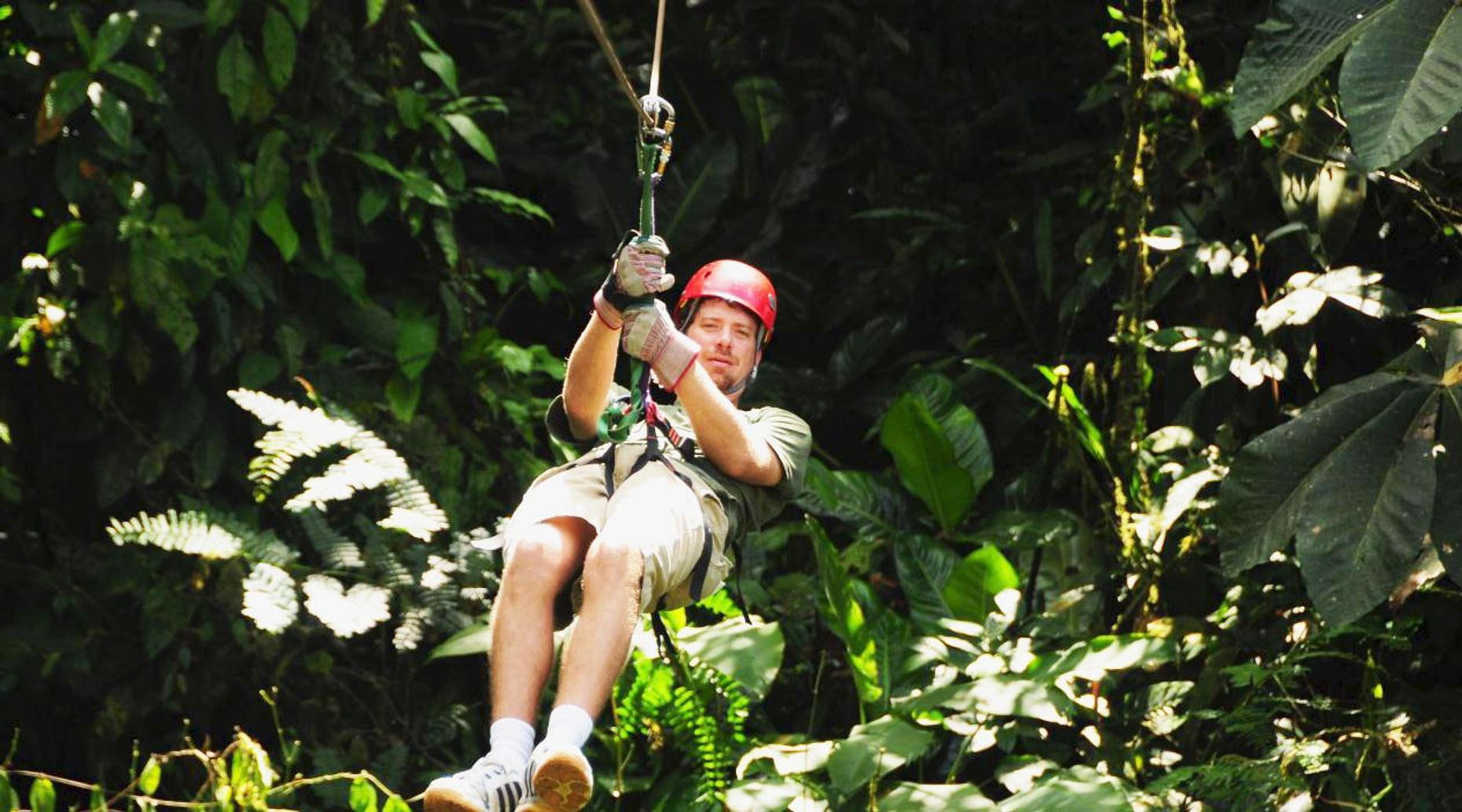 Jungle Adventure with Ziplining & More in Cancun