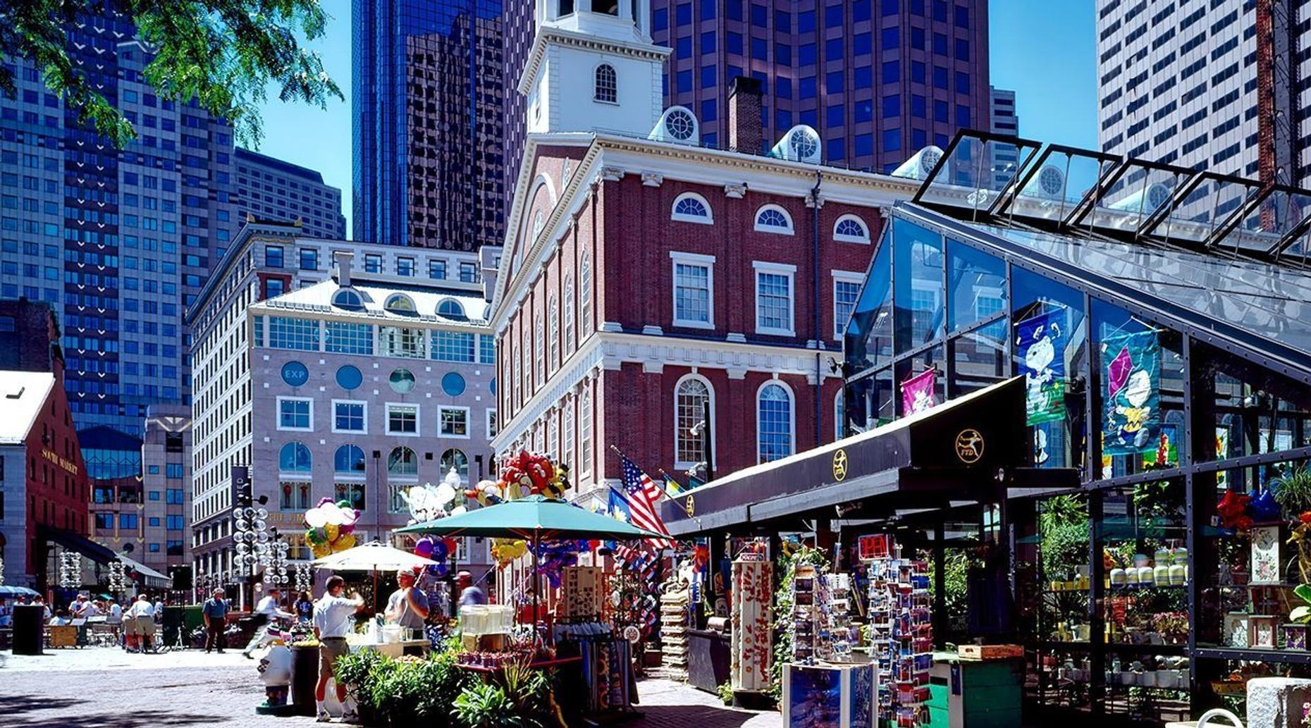 Private Four-Hour Tour in Boston