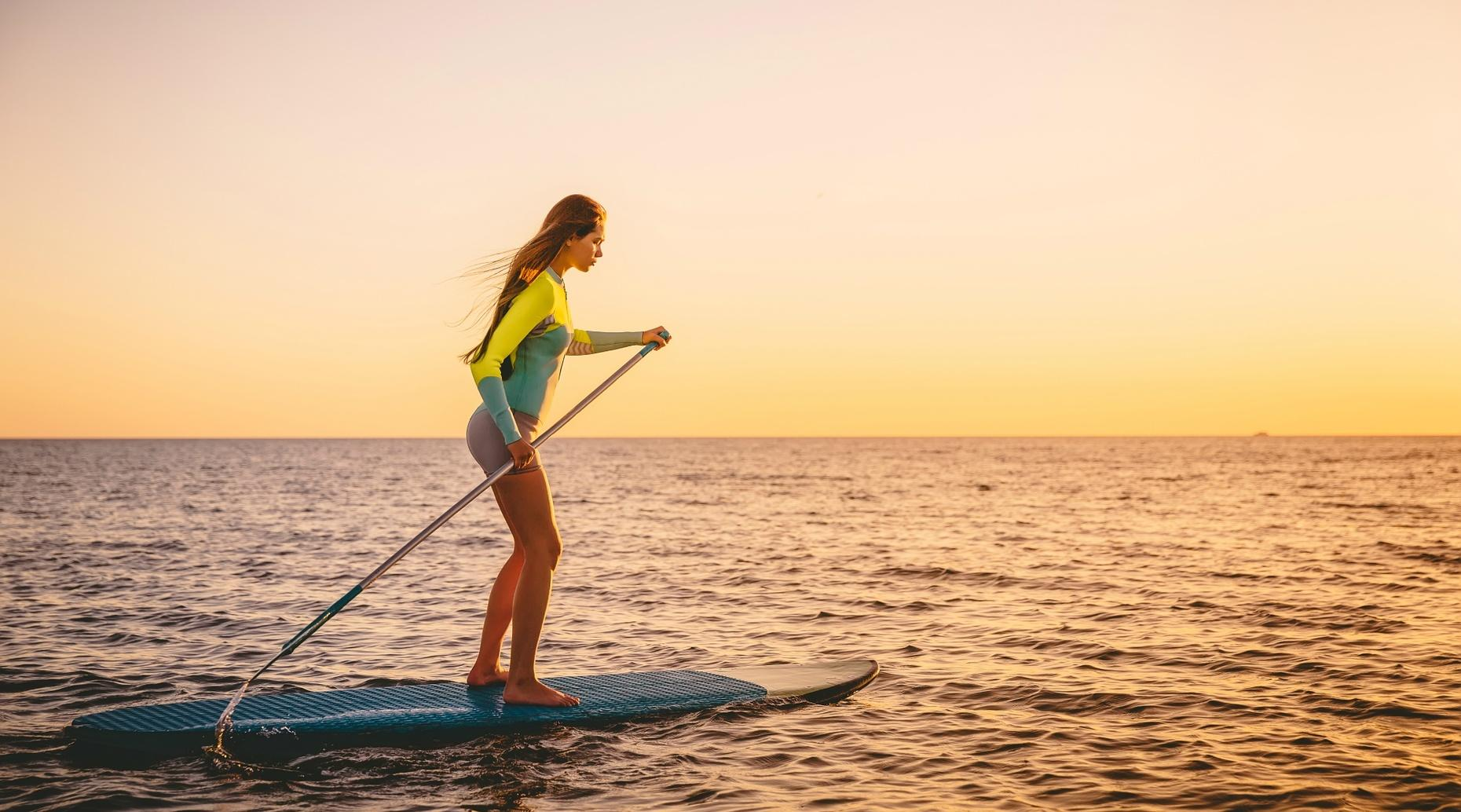 2-Hour Stand-Up Paddleboard in Clinton