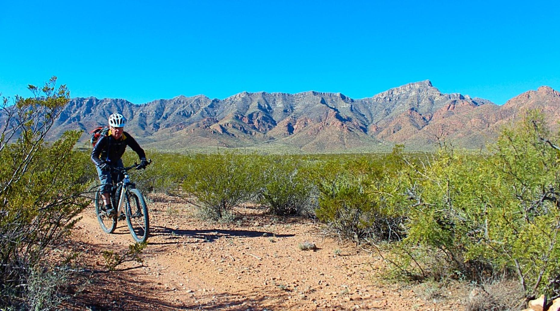 Full-Day Mountain E-Bike Rental