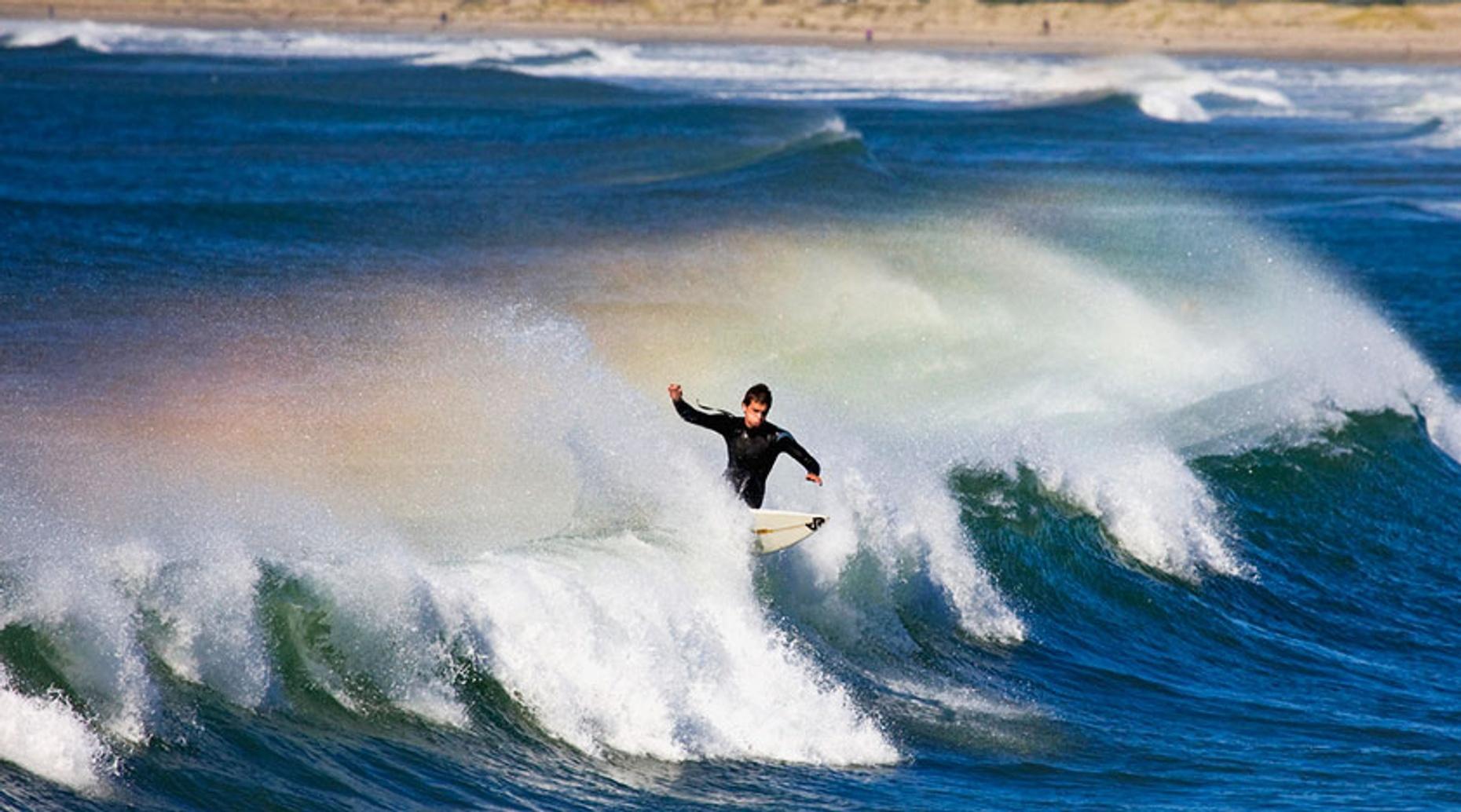 Semi Private Surf Lesson on Huntington Beach
