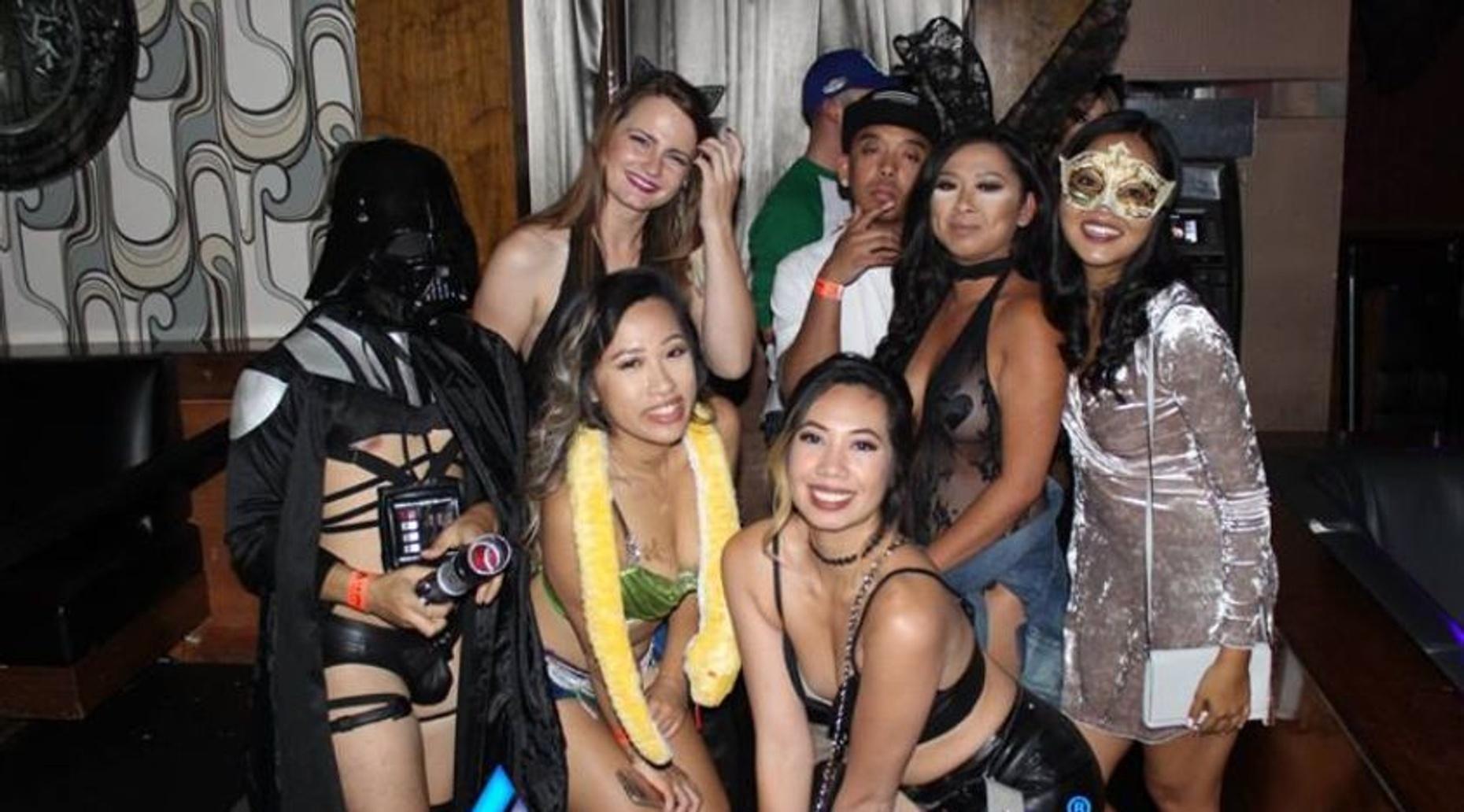 Las Vegas Halloween Club Crawl