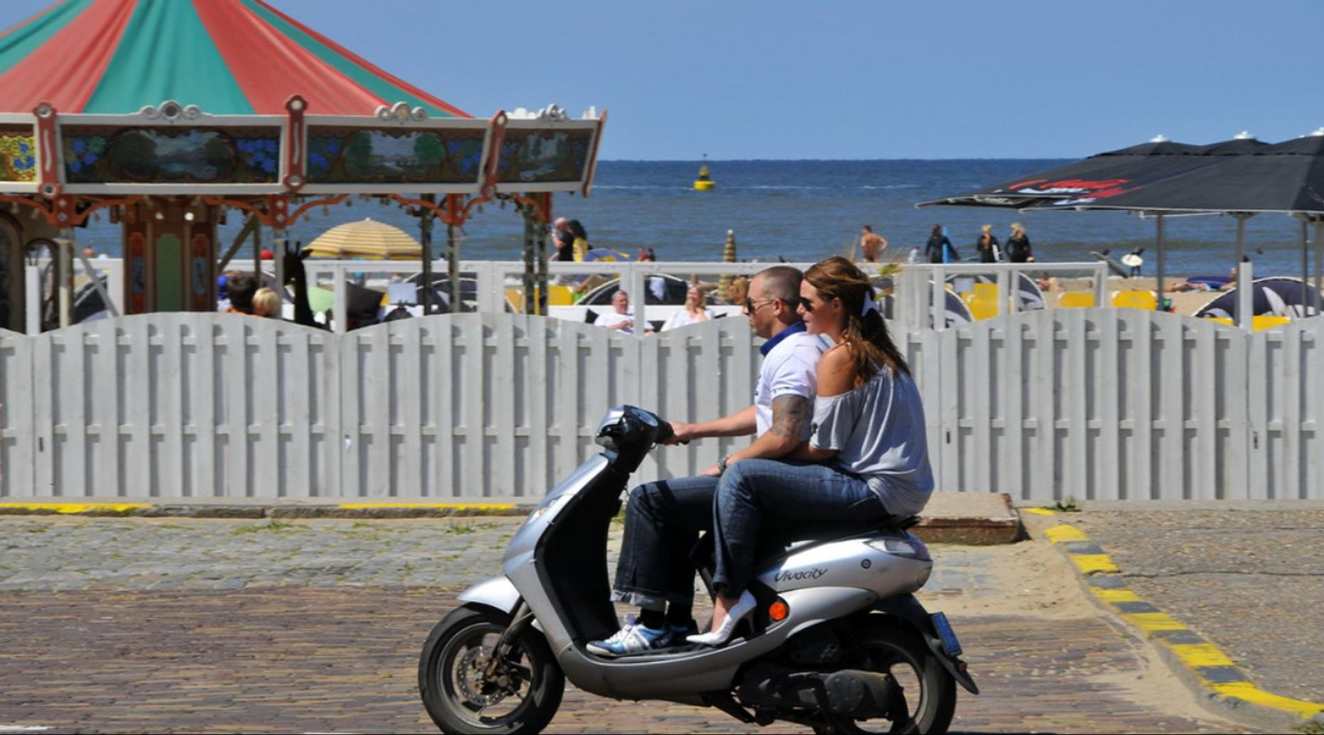 50cc Scooter Rental in Fort Lauderdale