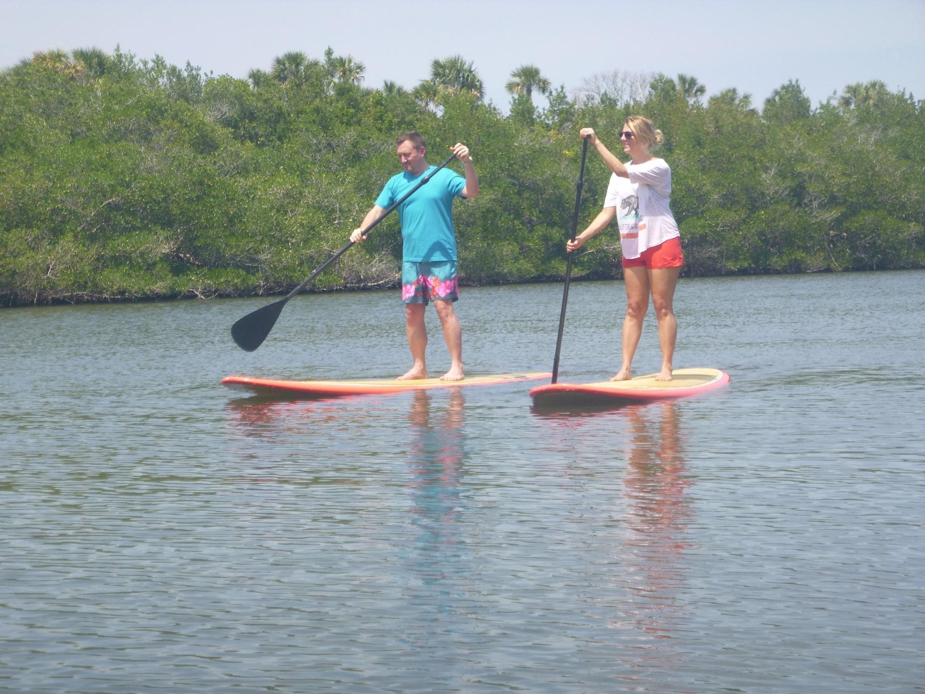 Stand-Up Paddleboard Rental in Florida