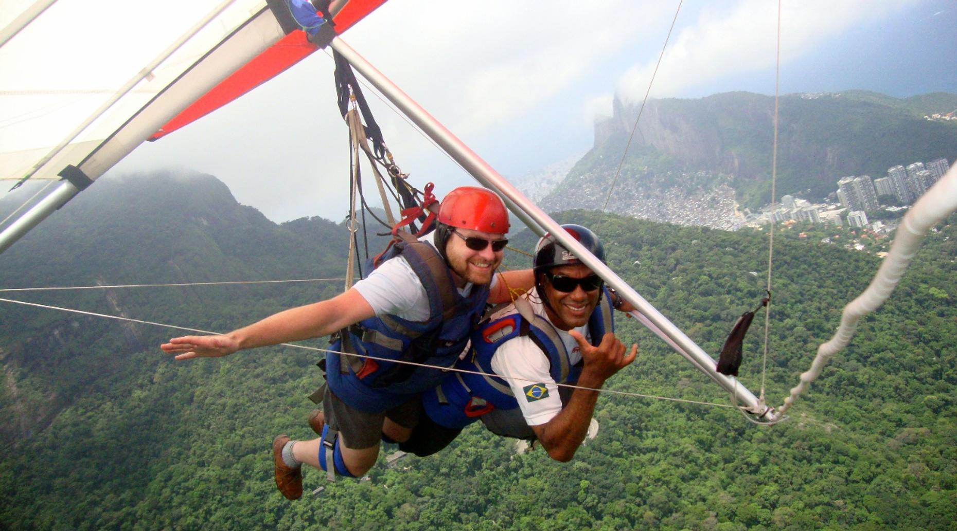 Hang Gliding Tour
