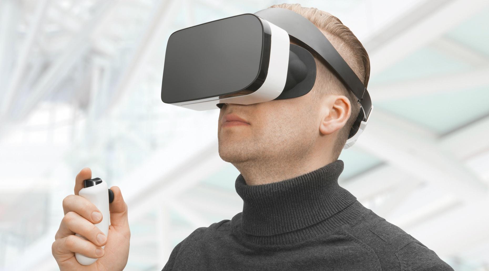1-Hour Virtual Reality Fitness Game
