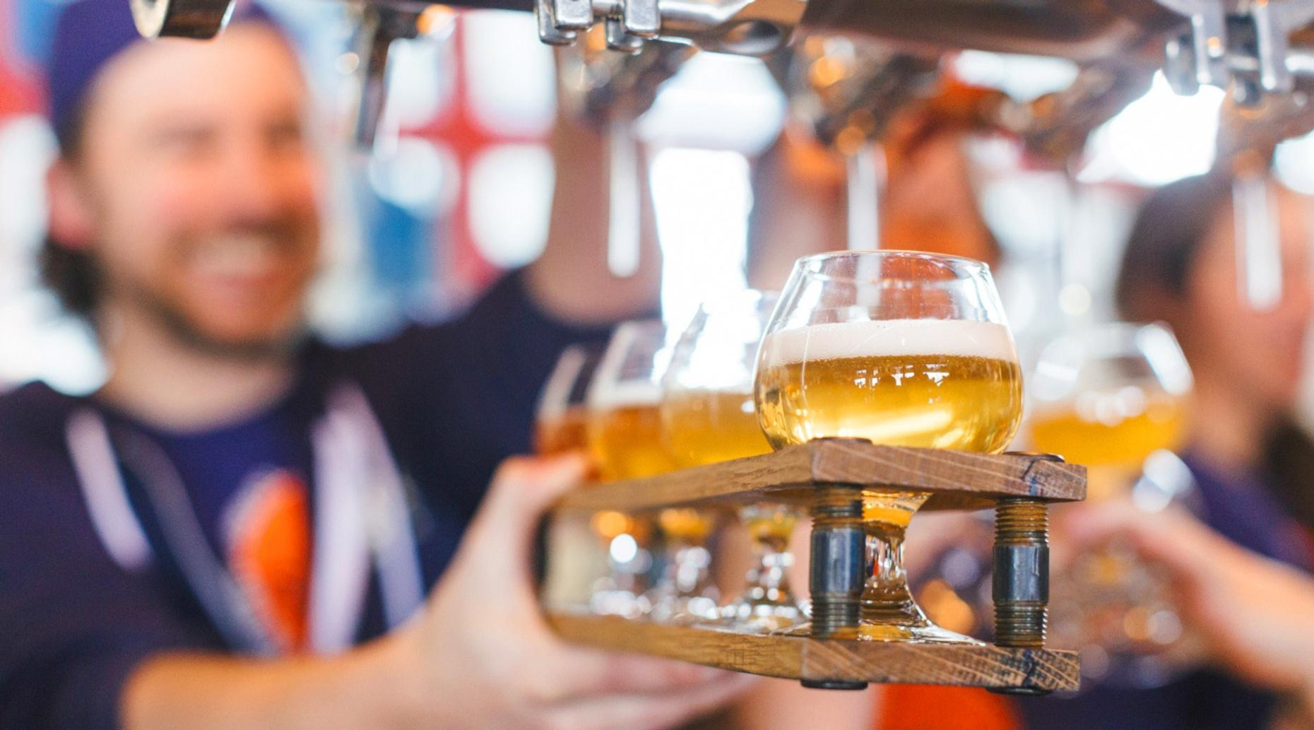 Guided Tour to Craft Breweries in New Braunfels