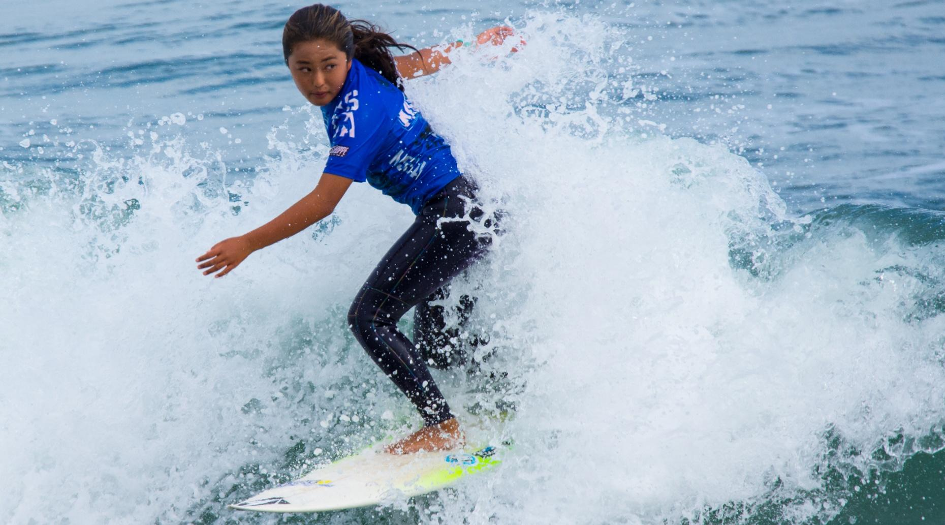 New Jersey Three Day Surf Camp for Girls