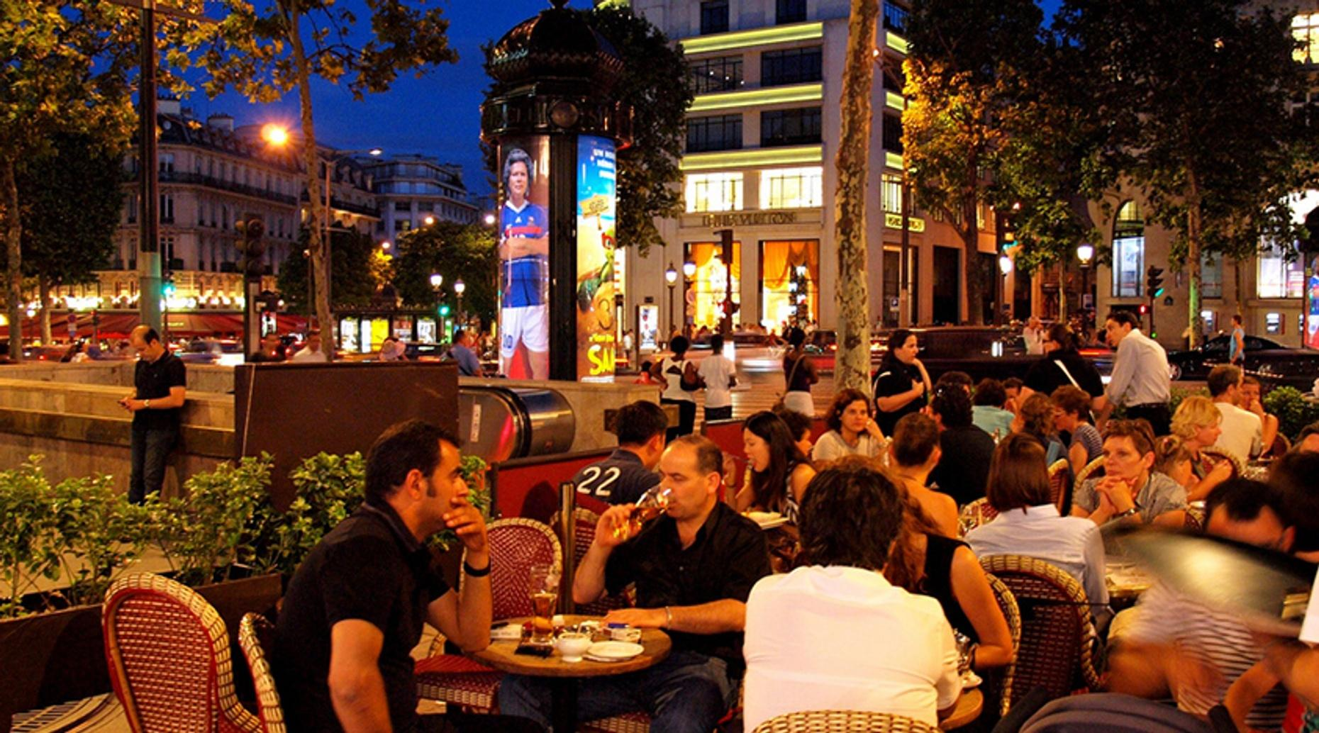 Paris Jazz and Nightlife Tour