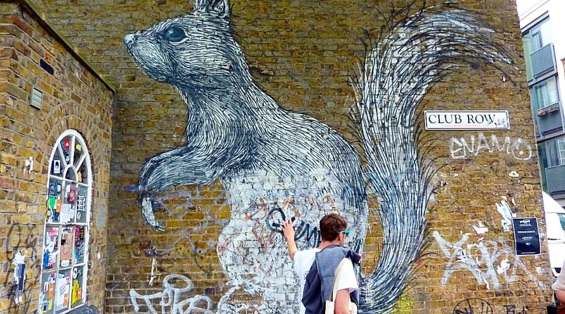 Guided Street Art Tour in London