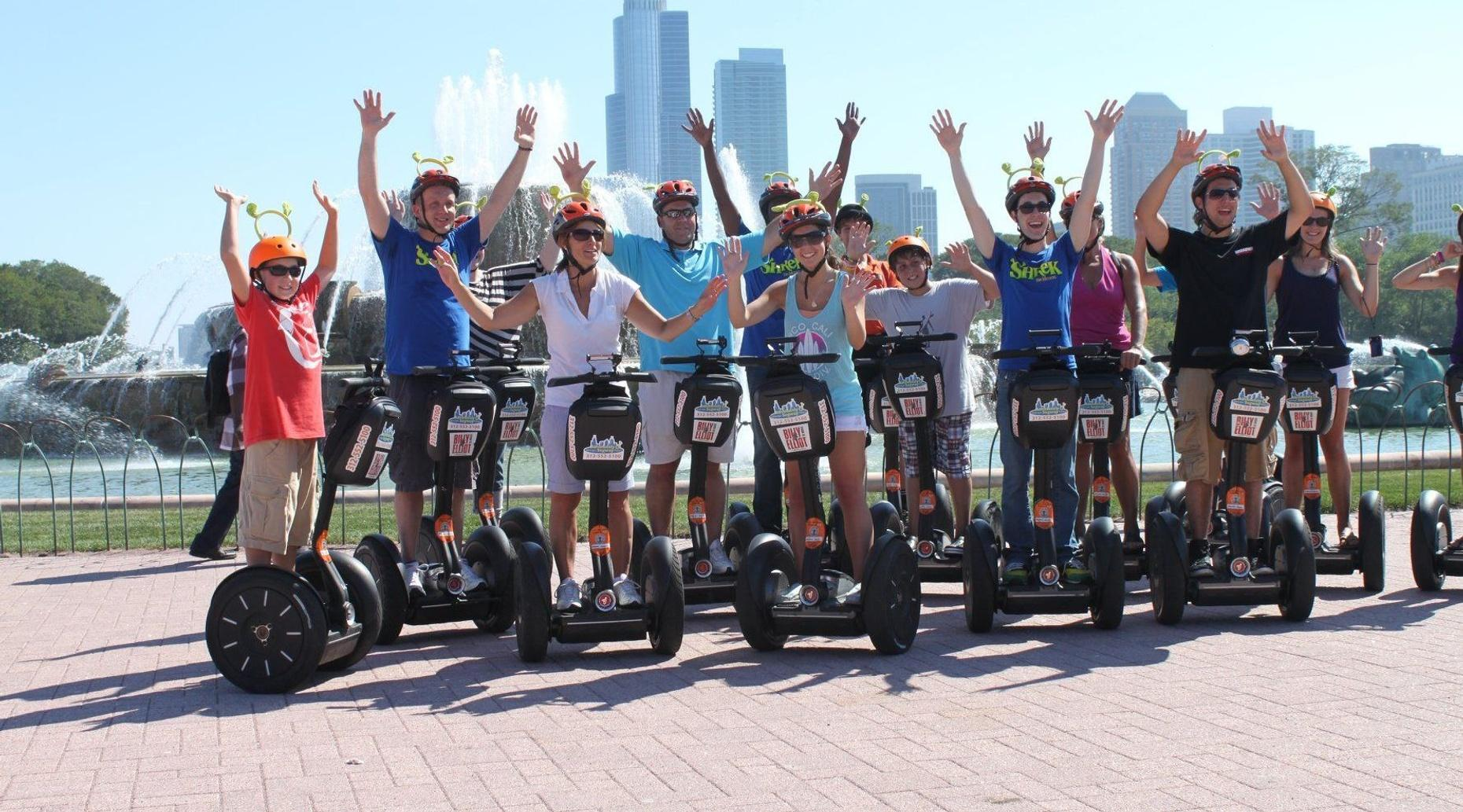 2.5-Hour Lakefront and Museum Campus Segway Tour