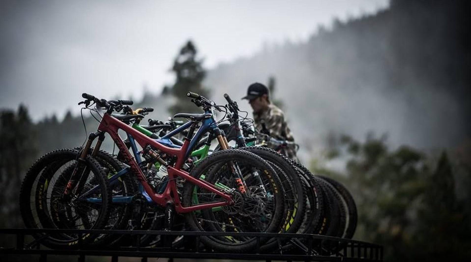 Weekend 2pm Shuttle to Mount Ashland Bike Trails