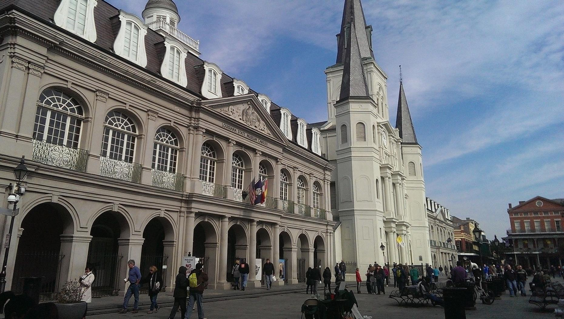 Tour of Oswald's Life in New Orleans