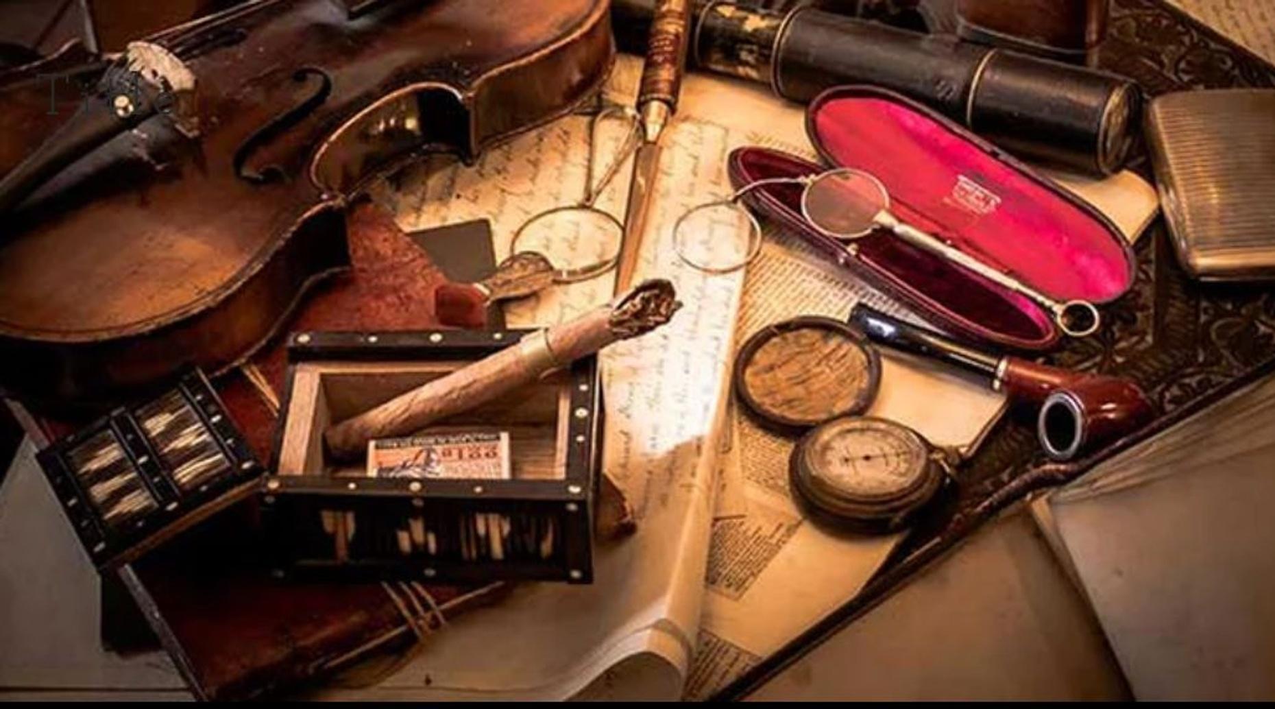 Sherlock's Unsolved Mystery Escape Room in Helen GA