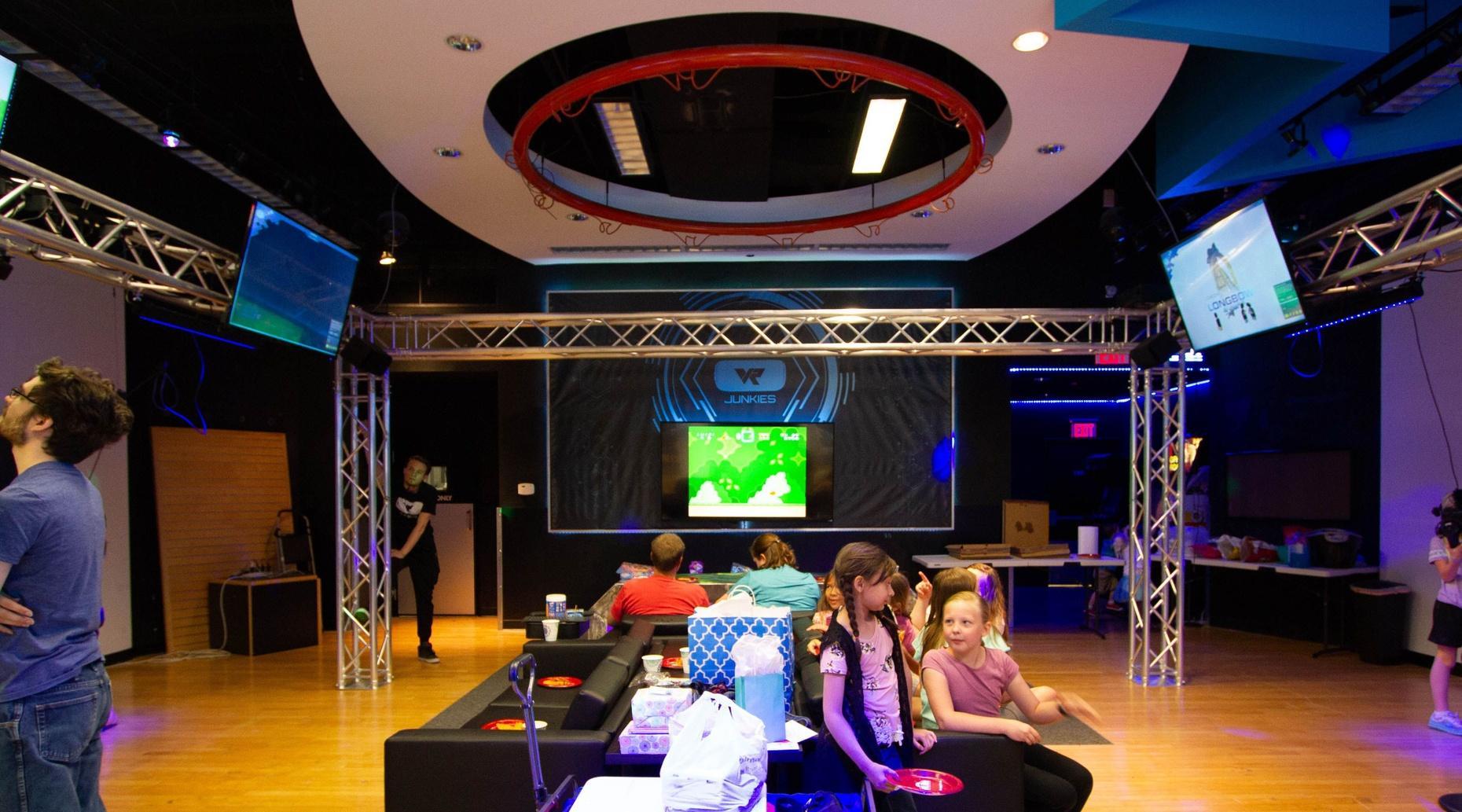 VIP Virtual Reality Room in Orem
