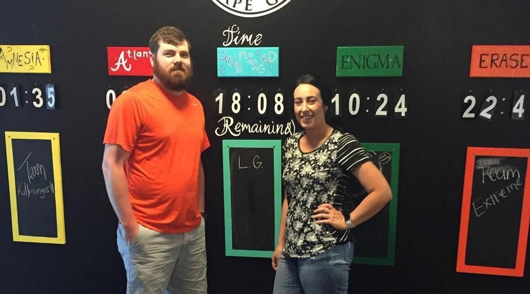 Amnesia: Escape Room Game in Atlanta