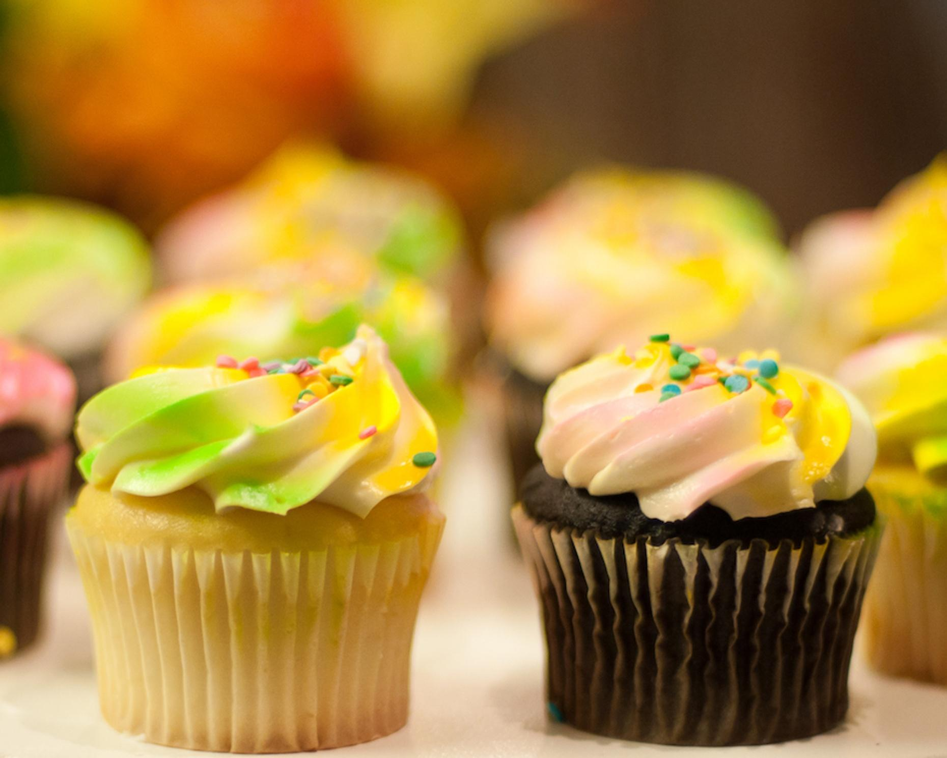 Complete Cupcake Decorating Party in St. Louis