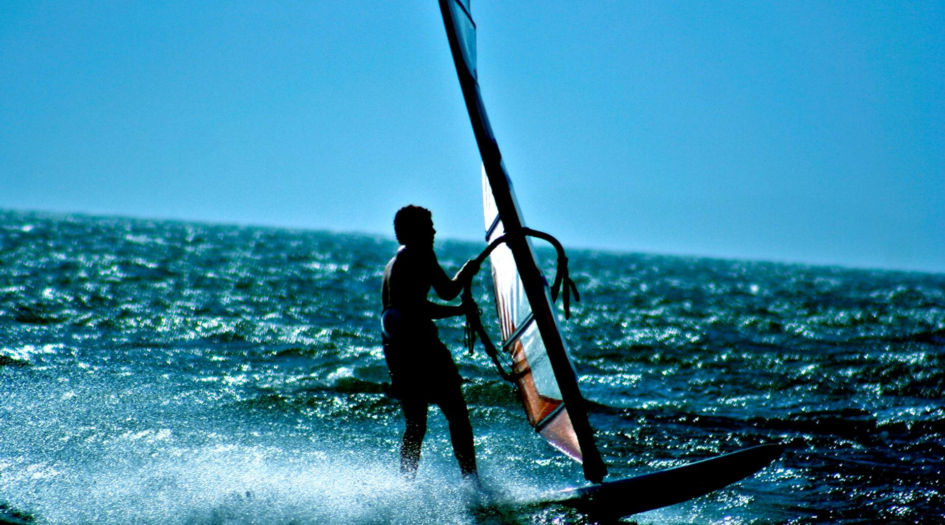 Private Advanced Windsurf Lesson in Avon