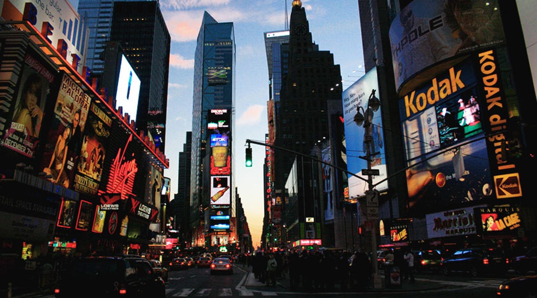 Times Square & Midtown Running Tour