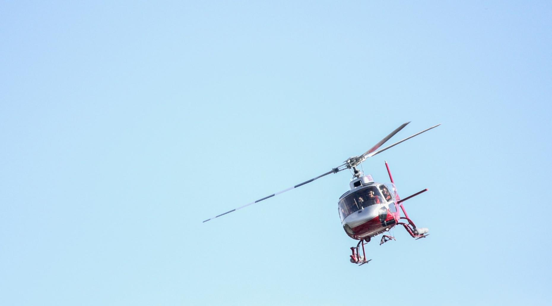 45-Minute Lake Lanier Helicopter Tour
