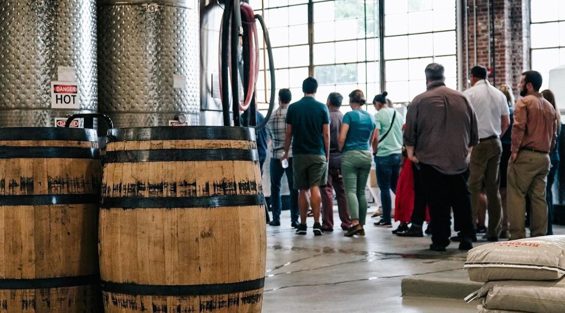Birmingham Distillery Tour
