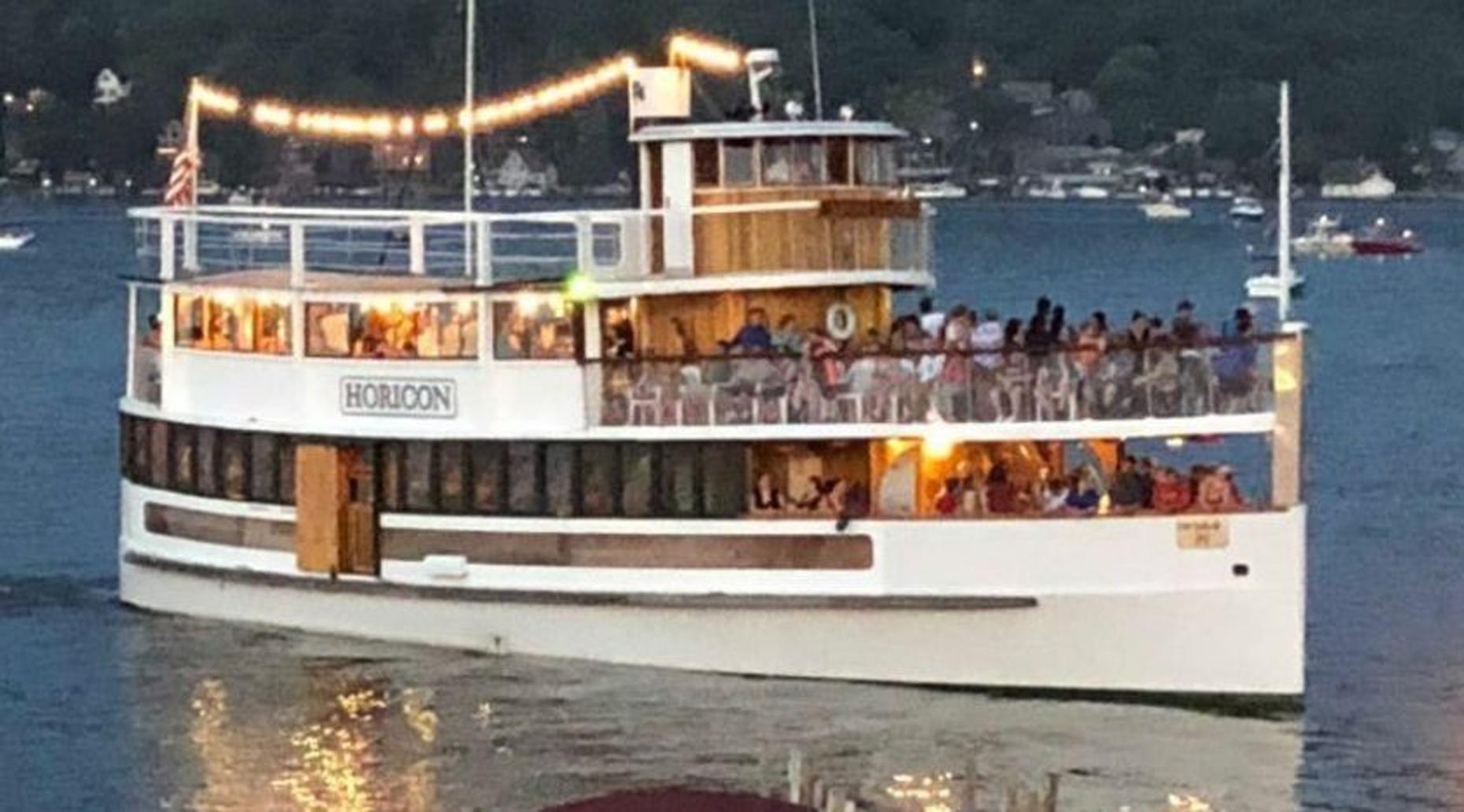 Happy Hour Historic Cruise on Lake George