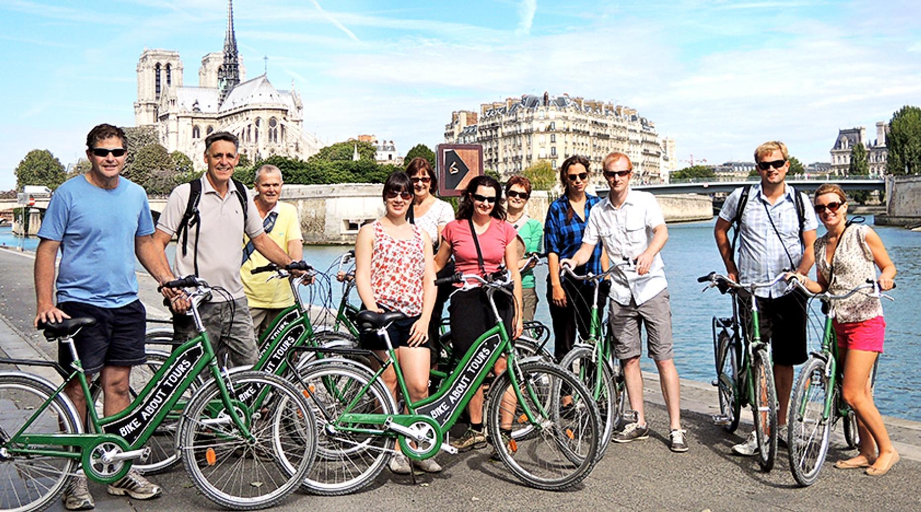 The Parisian Day Bike Tour