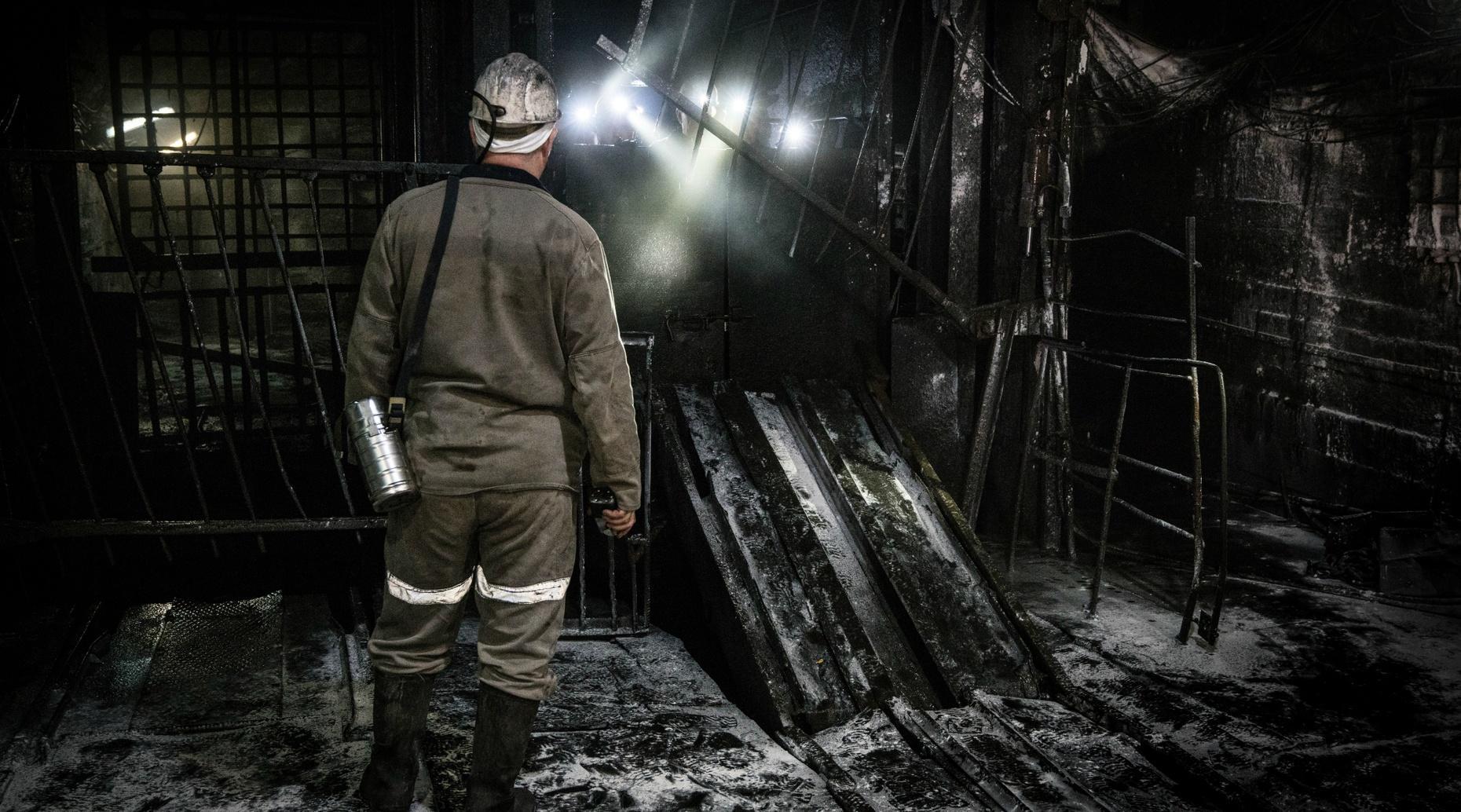 Escape the Coal Mine Adventure in Scranton