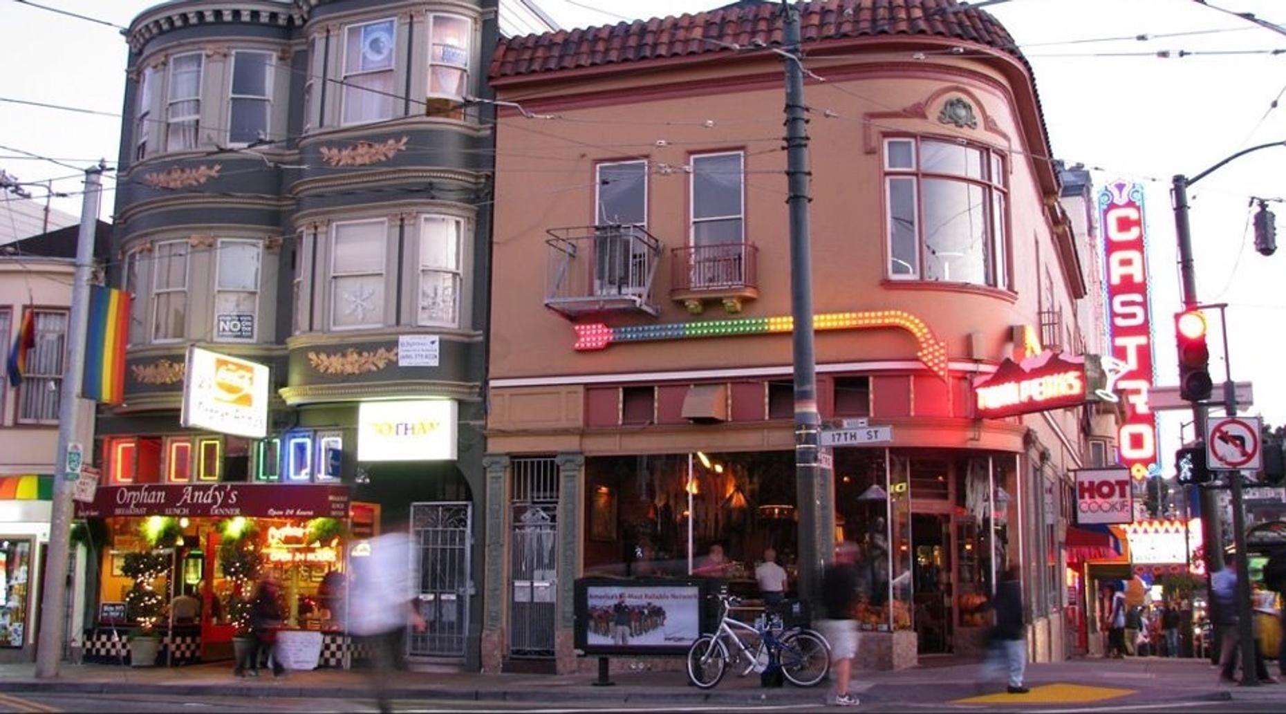 Castro Upper Market Neighborhood Food Tour