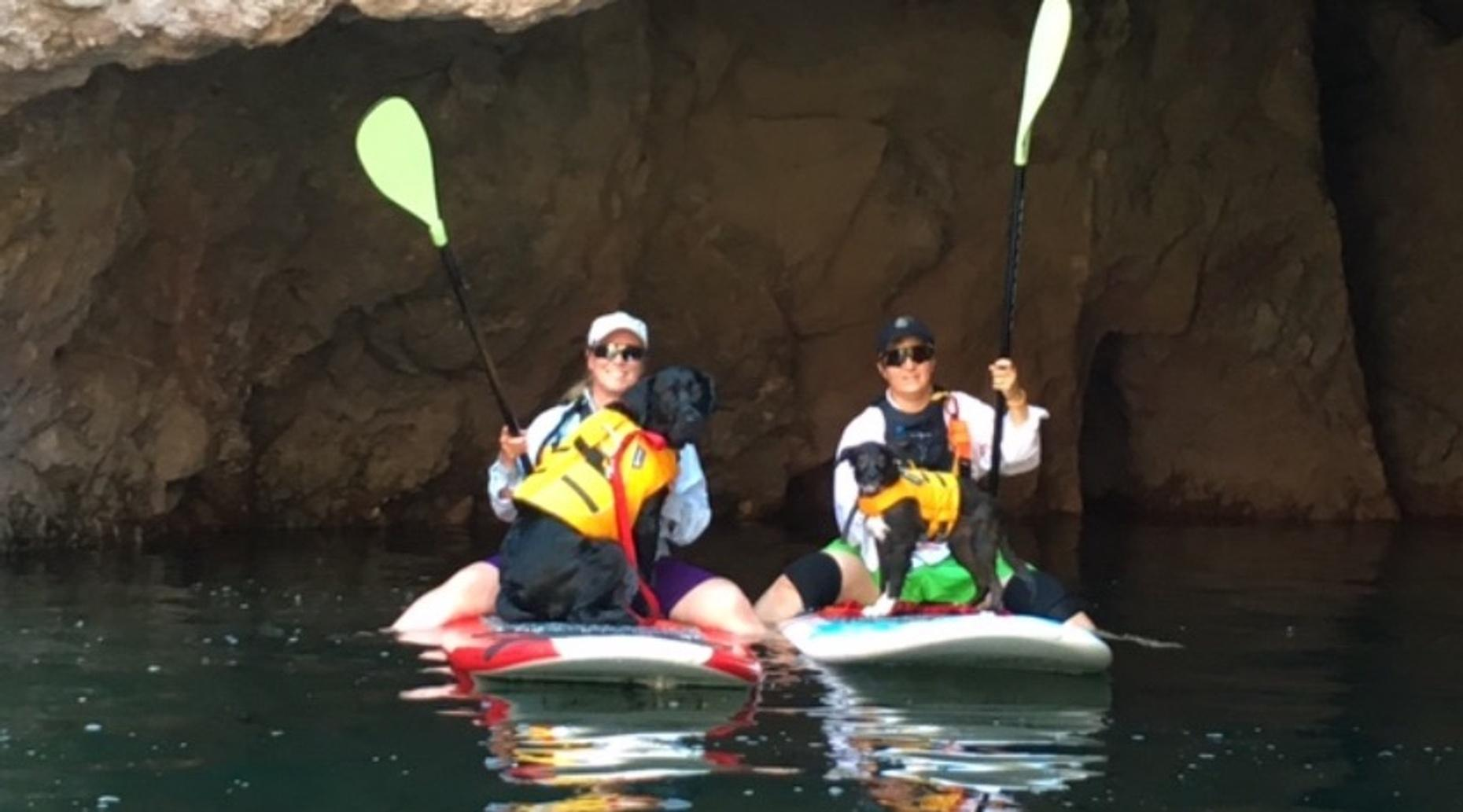 Black Canyon Self-Guided SUP Adventure
