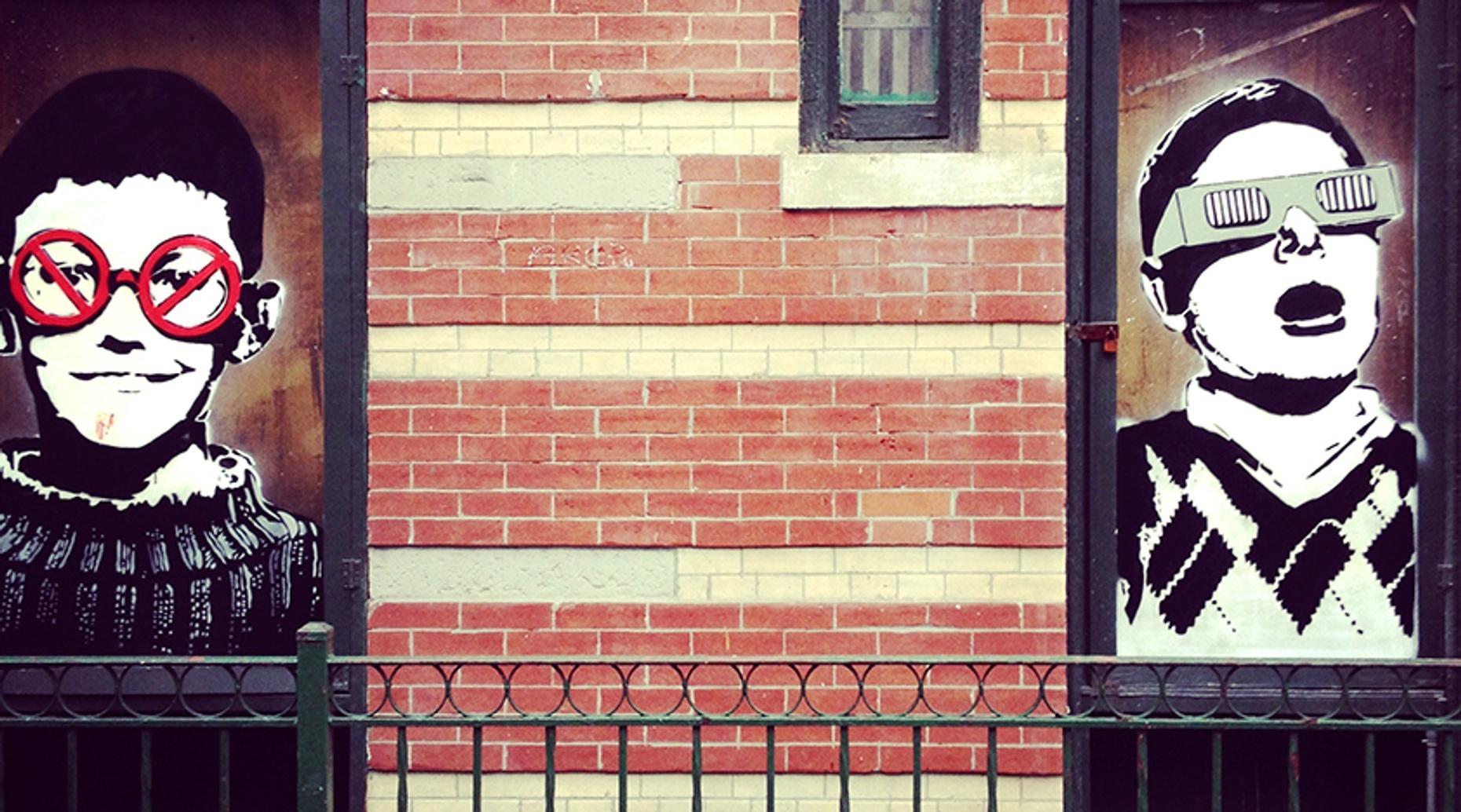 Brooklyn Graffiti to Galleries Tour
