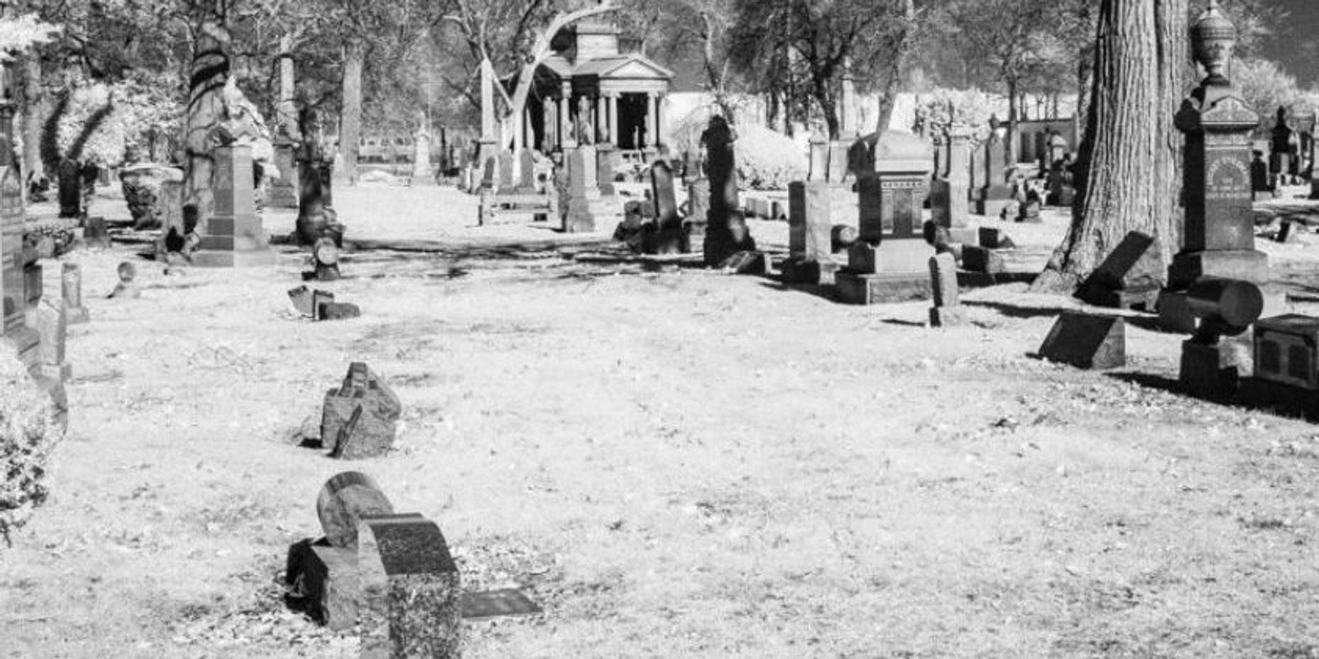 Forest Home Cemetery Paranormal Experience