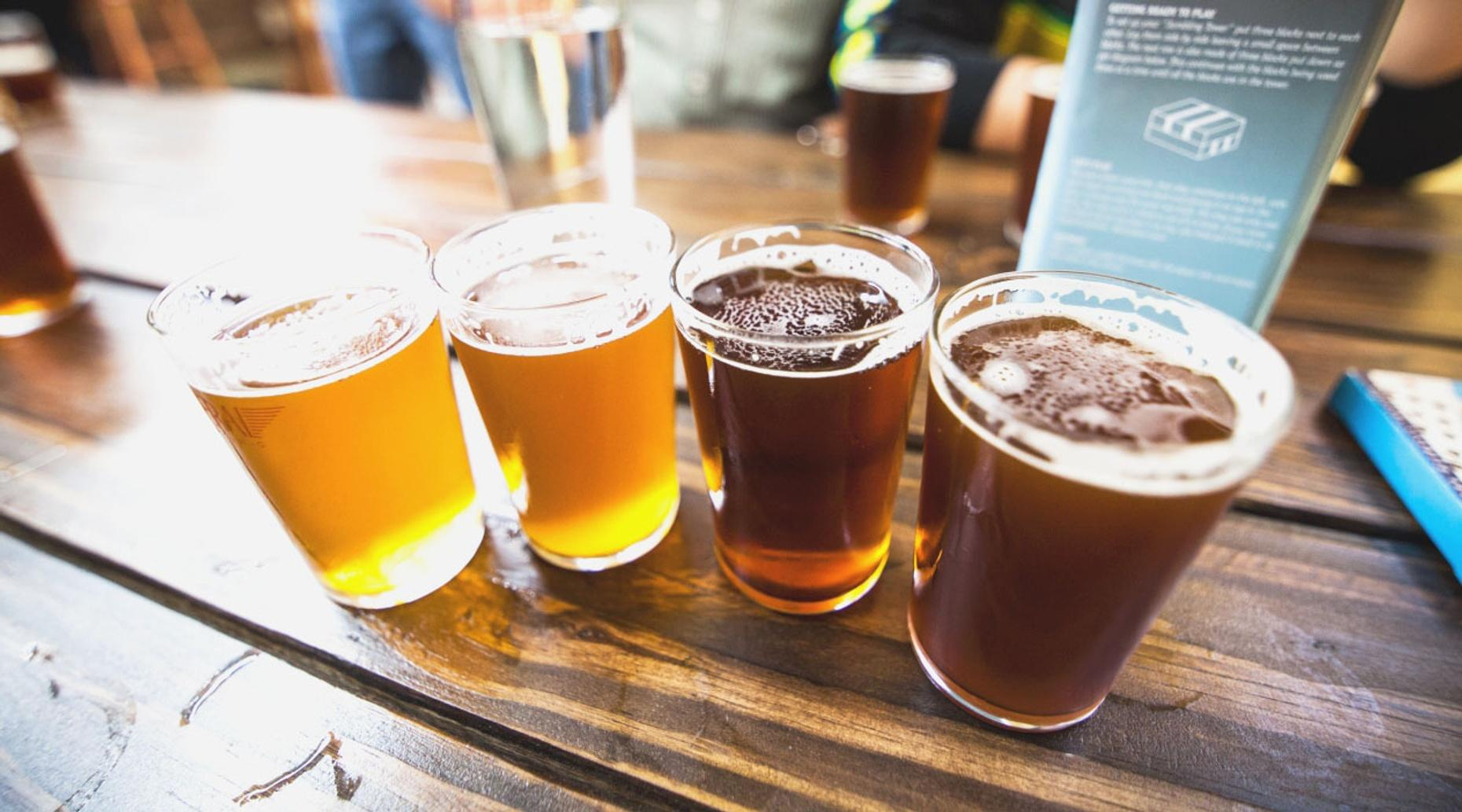 Boozy Brunch and Brewery Tour