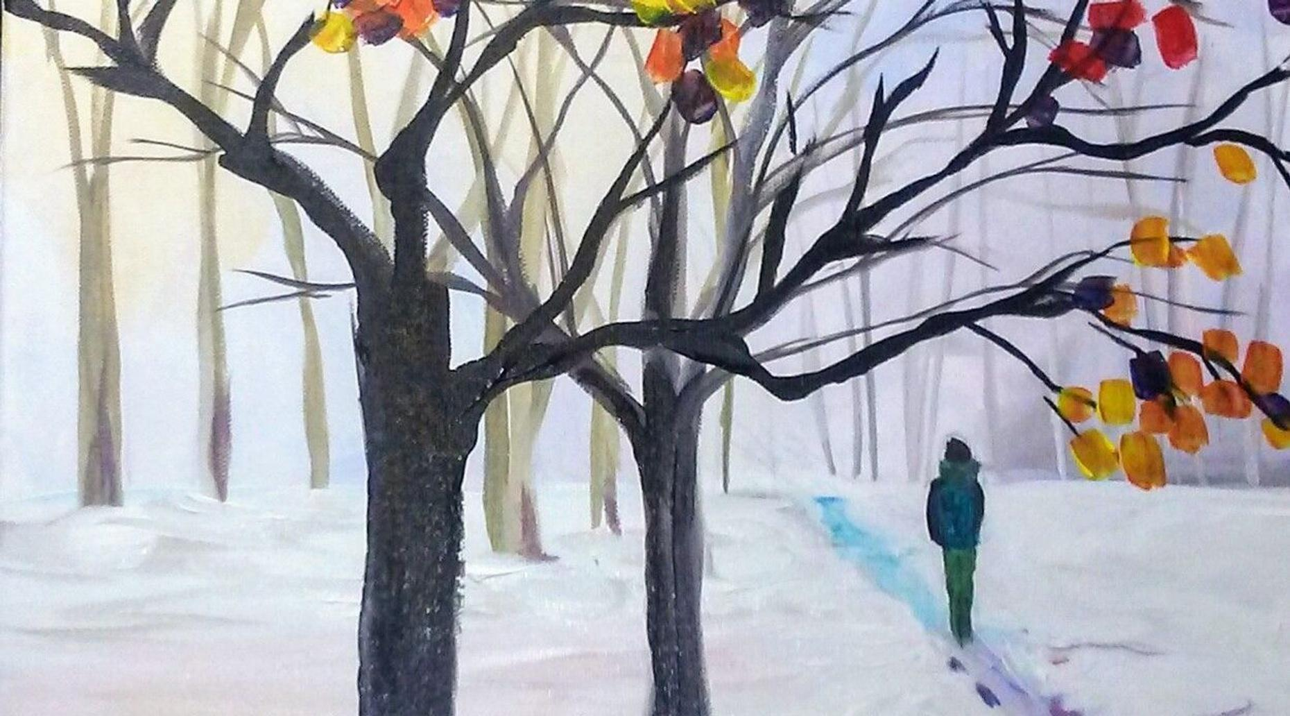 Paint Night and Path of Life Garden Tour