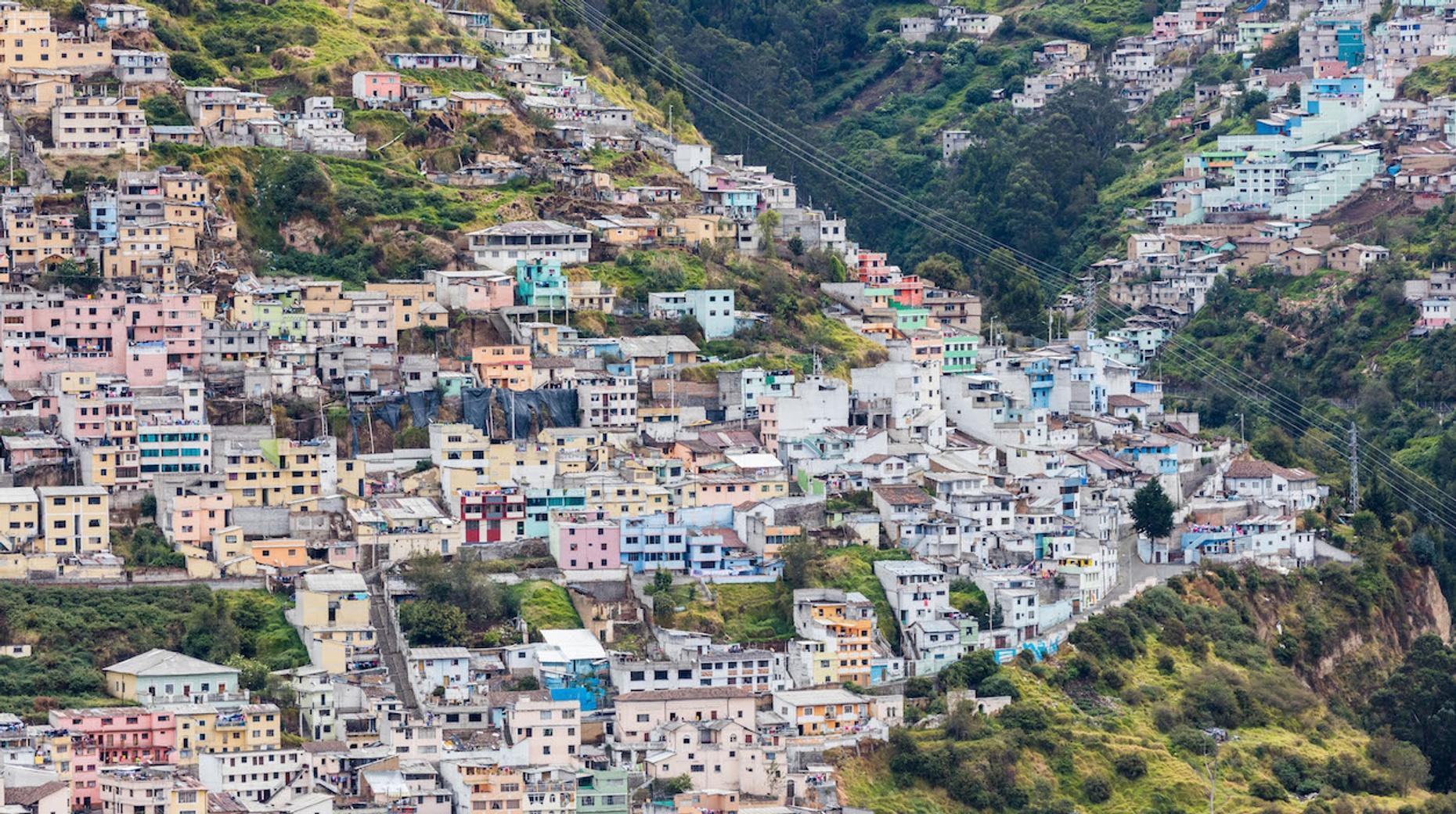 Free Walking Tour Ecuador