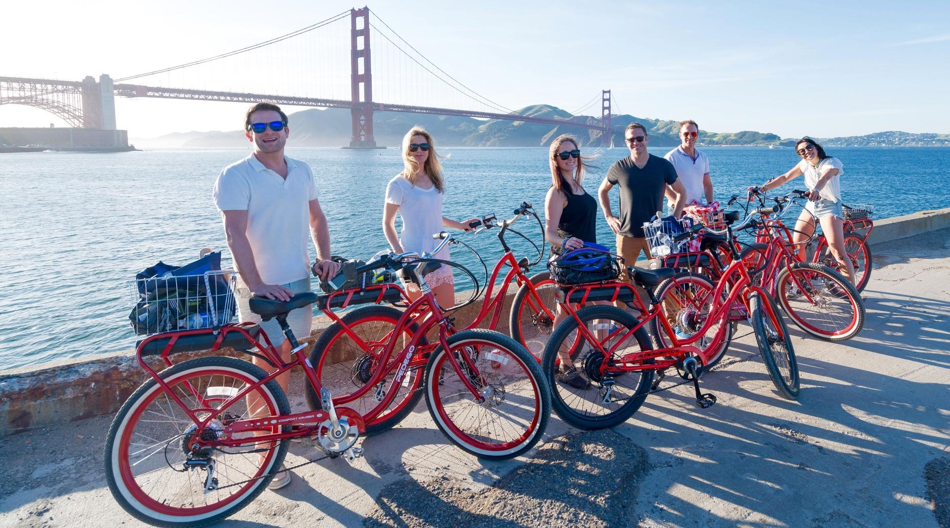 The Original City Loop Bike Tour