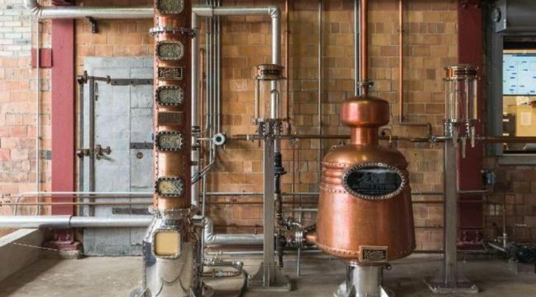 Copper & Cocktails Distillery Tour in Lexington
