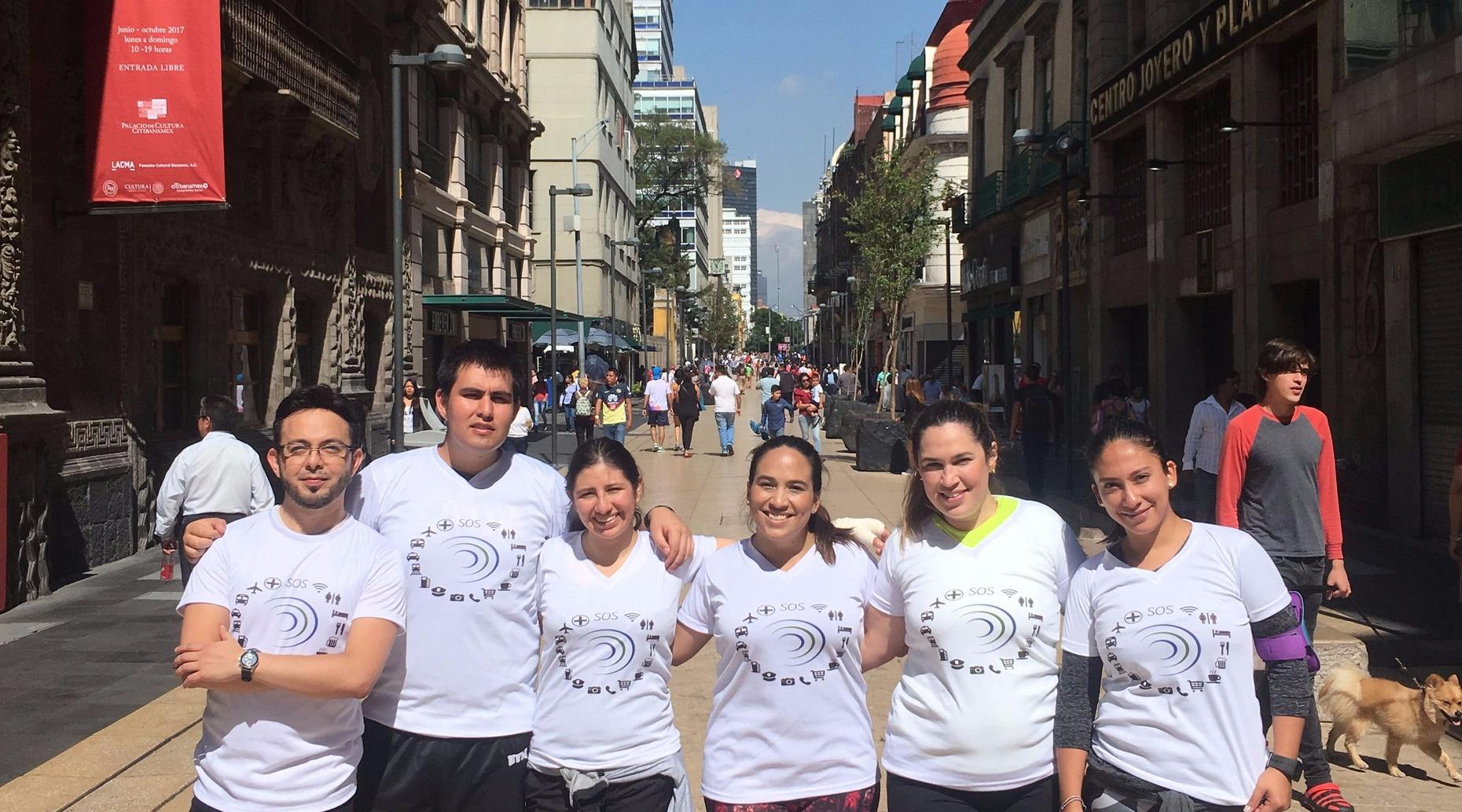 5K Running & Sightseeing Tour in Mexico City